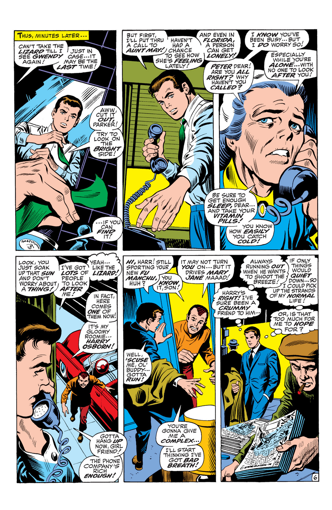 The Amazing Spider-Man (1963) 76 Page 6