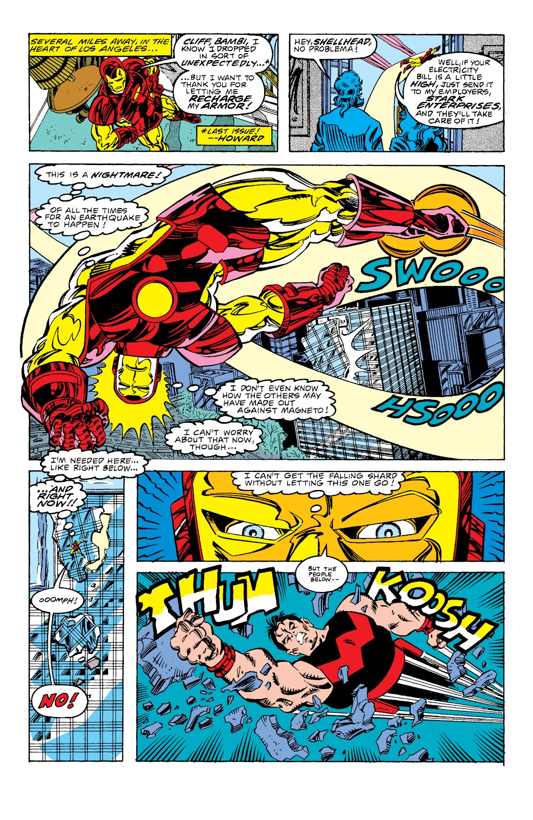 Avengers West Coast (1989) issue 58 - Page 7