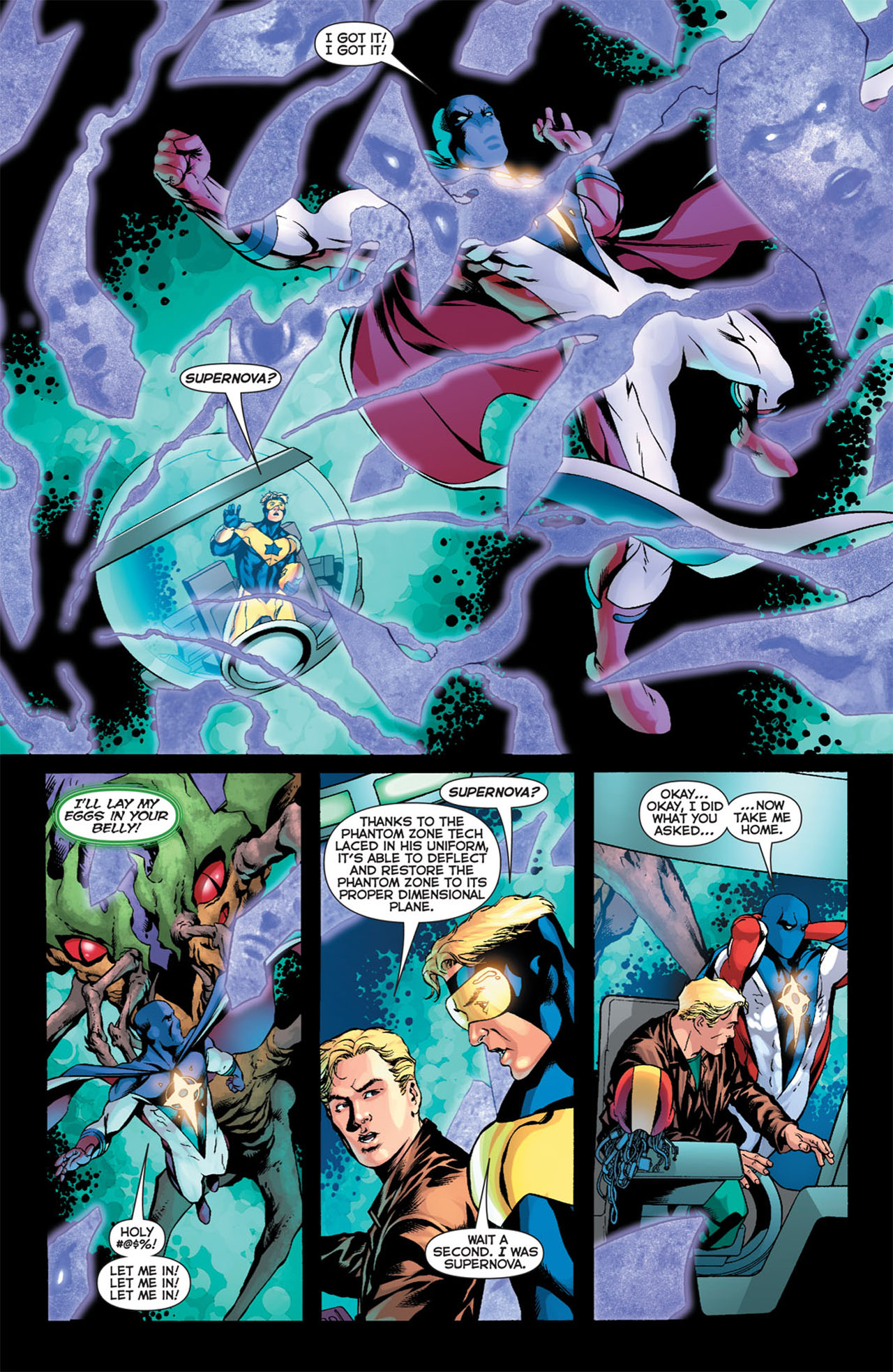 Read online 52 comic -  Issue #52 - 9