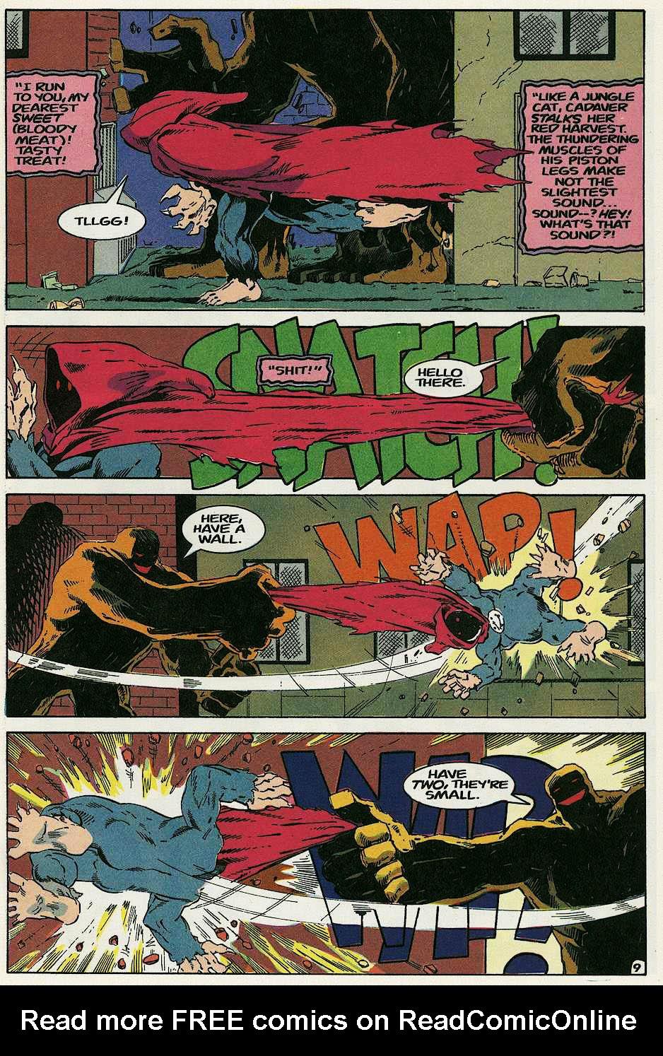 Elementals (1984) issue 17 - Page 11