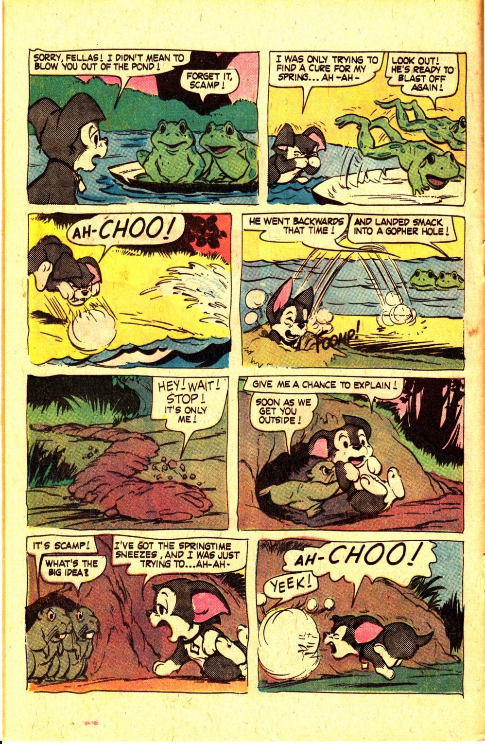 Scamp (1967) issue 35 - Page 12