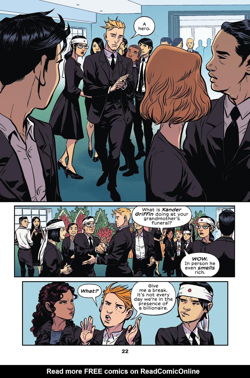 Read online Green Lantern: Legacy comic -  Issue # TPB - 21
