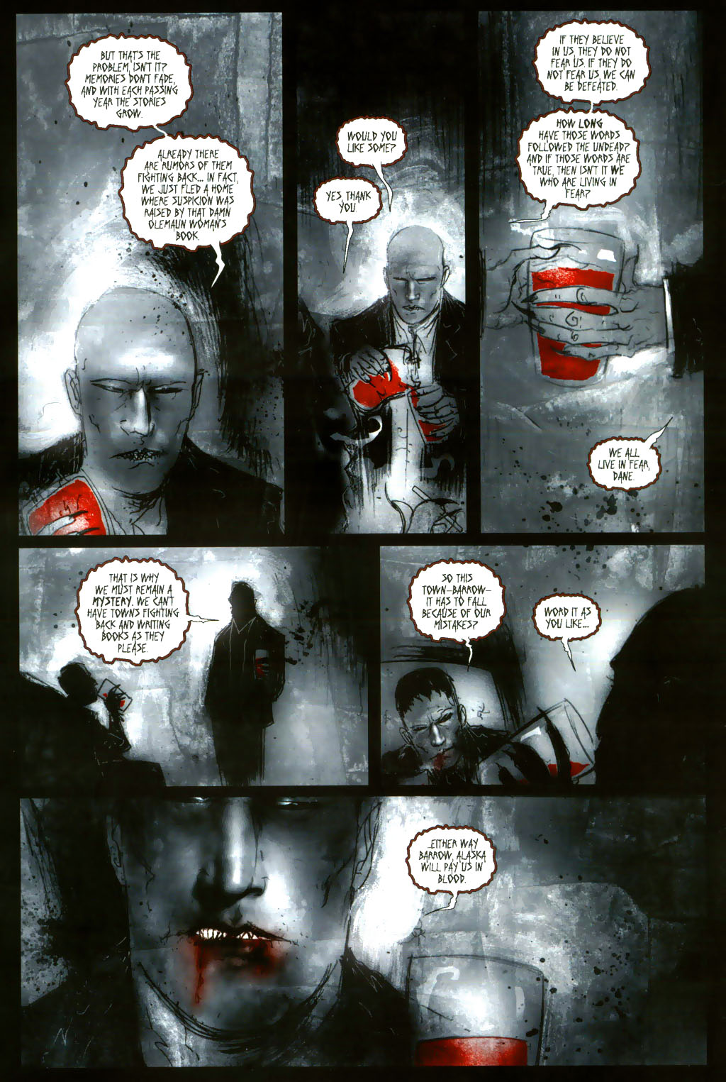 Read online 30 Days of Night: Return to Barrow comic -  Issue #3 - 7