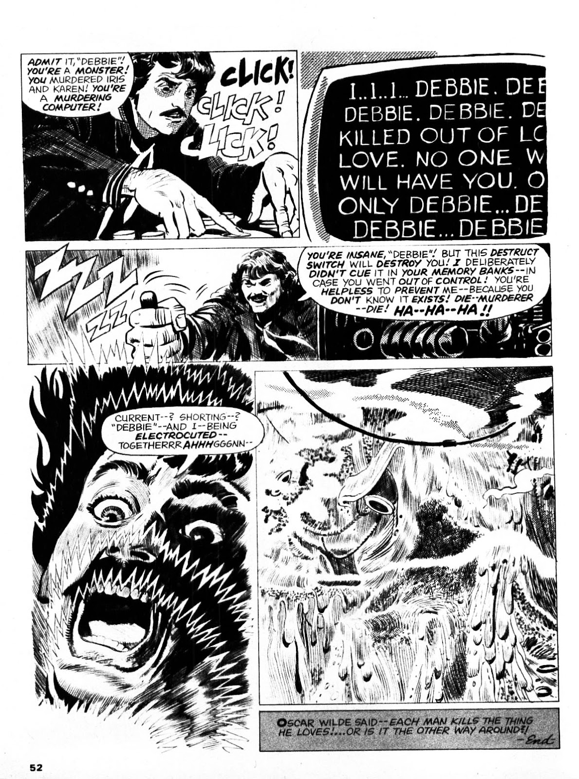 Nightmare (1970) issue 21 - Page 51