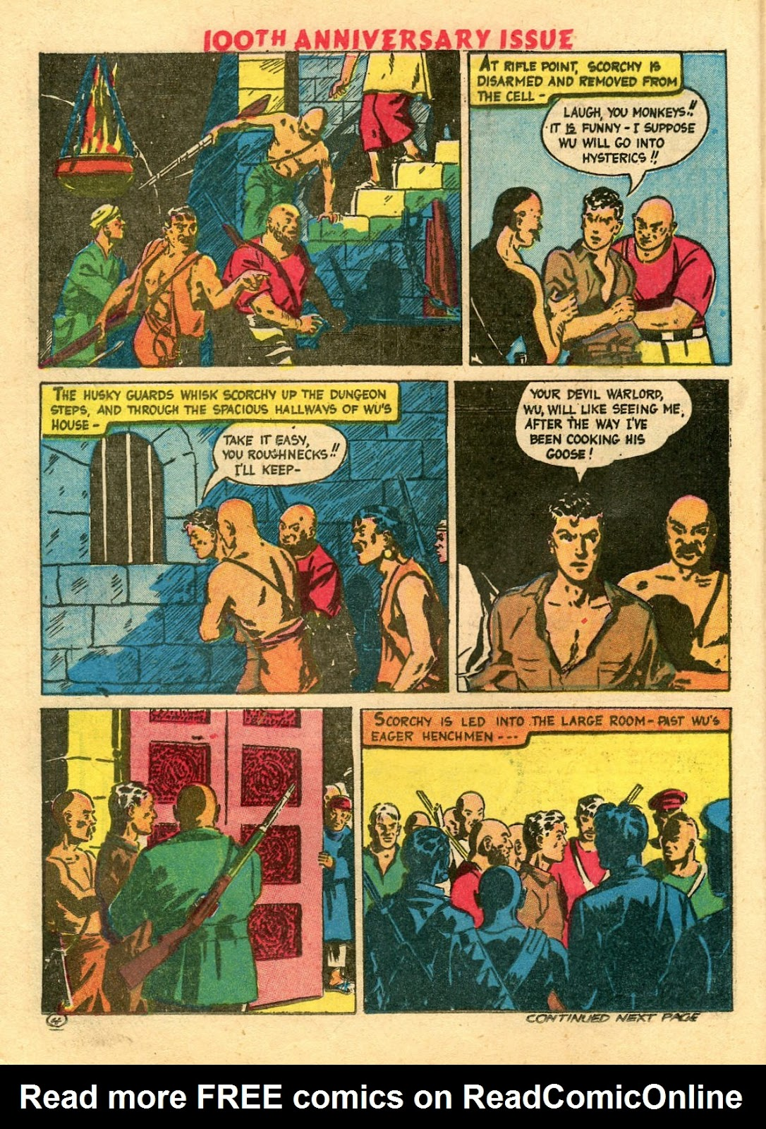 Read online Famous Funnies comic -  Issue #100 - 40