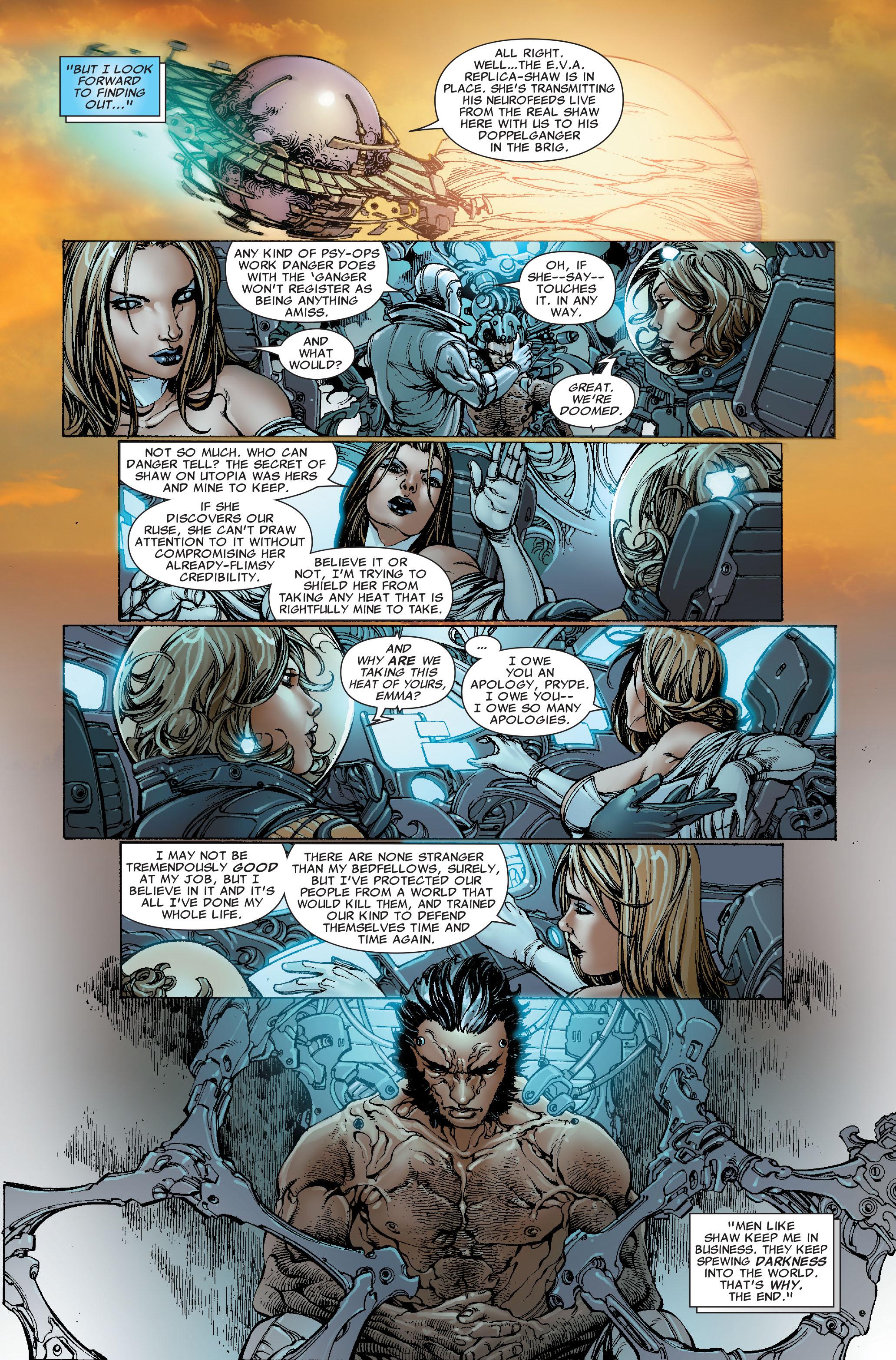 Read online Uncanny X-Men (1963) comic -  Issue #529 - 23