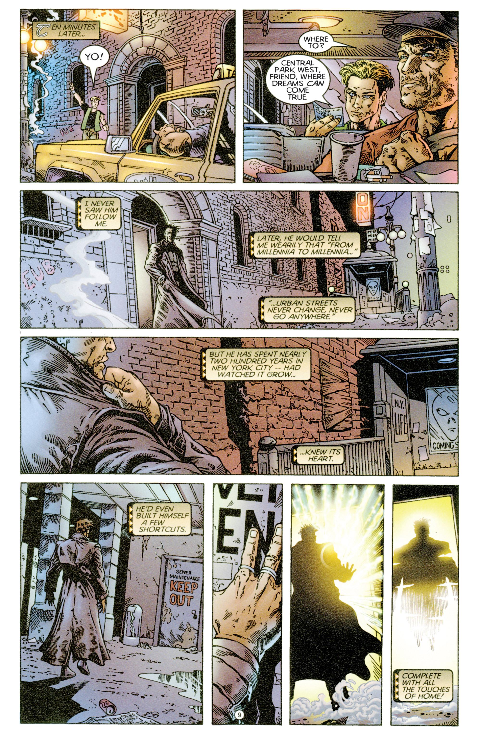 Read online Eternal Warriors comic -  Issue # Issue Time & Treachery - 9