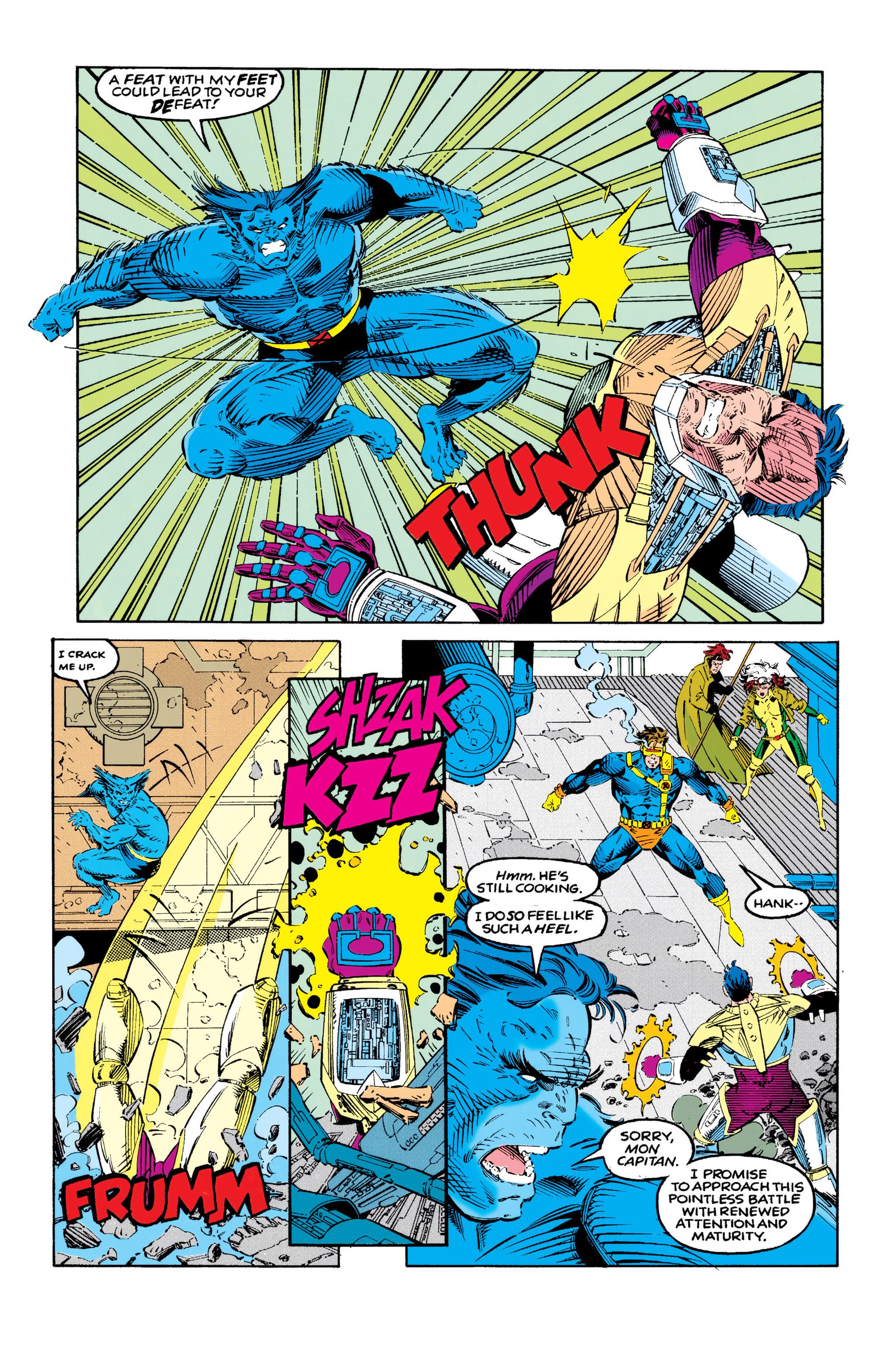 X-Men (1991) 13 Page 17