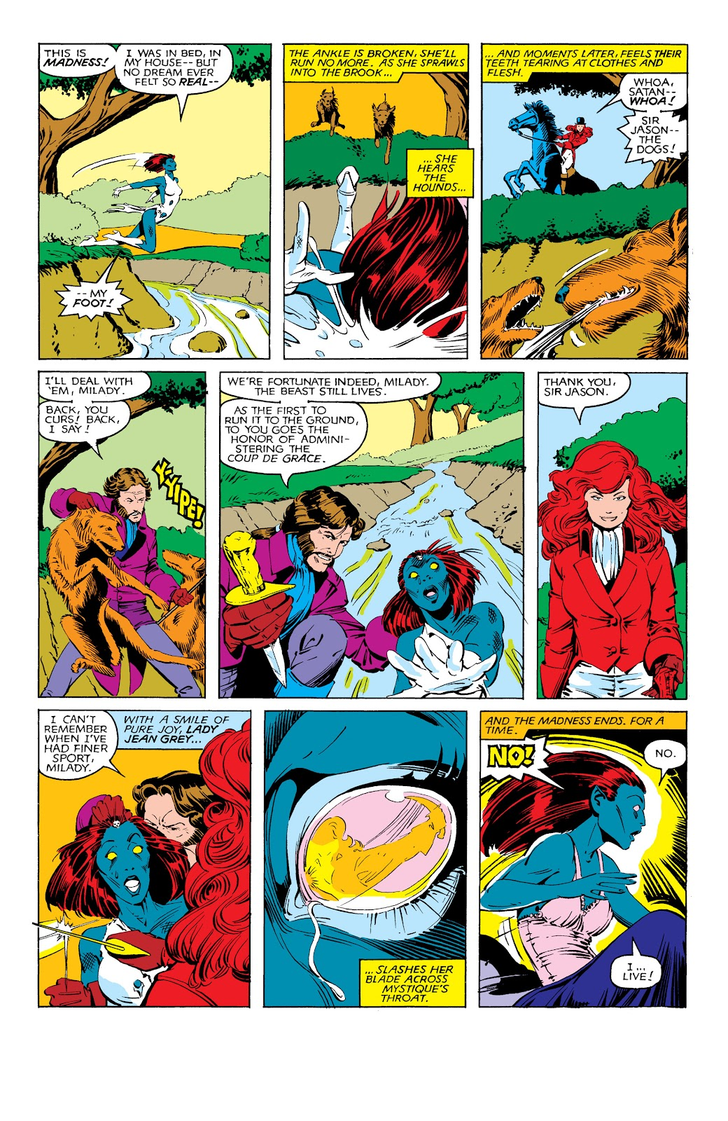 Uncanny X-Men (1963) issue 170 - Page 12