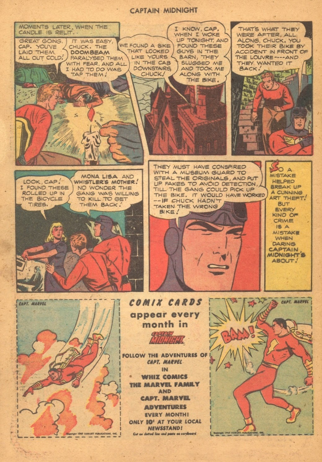 Captain Midnight (1942) issue 61 - Page 32