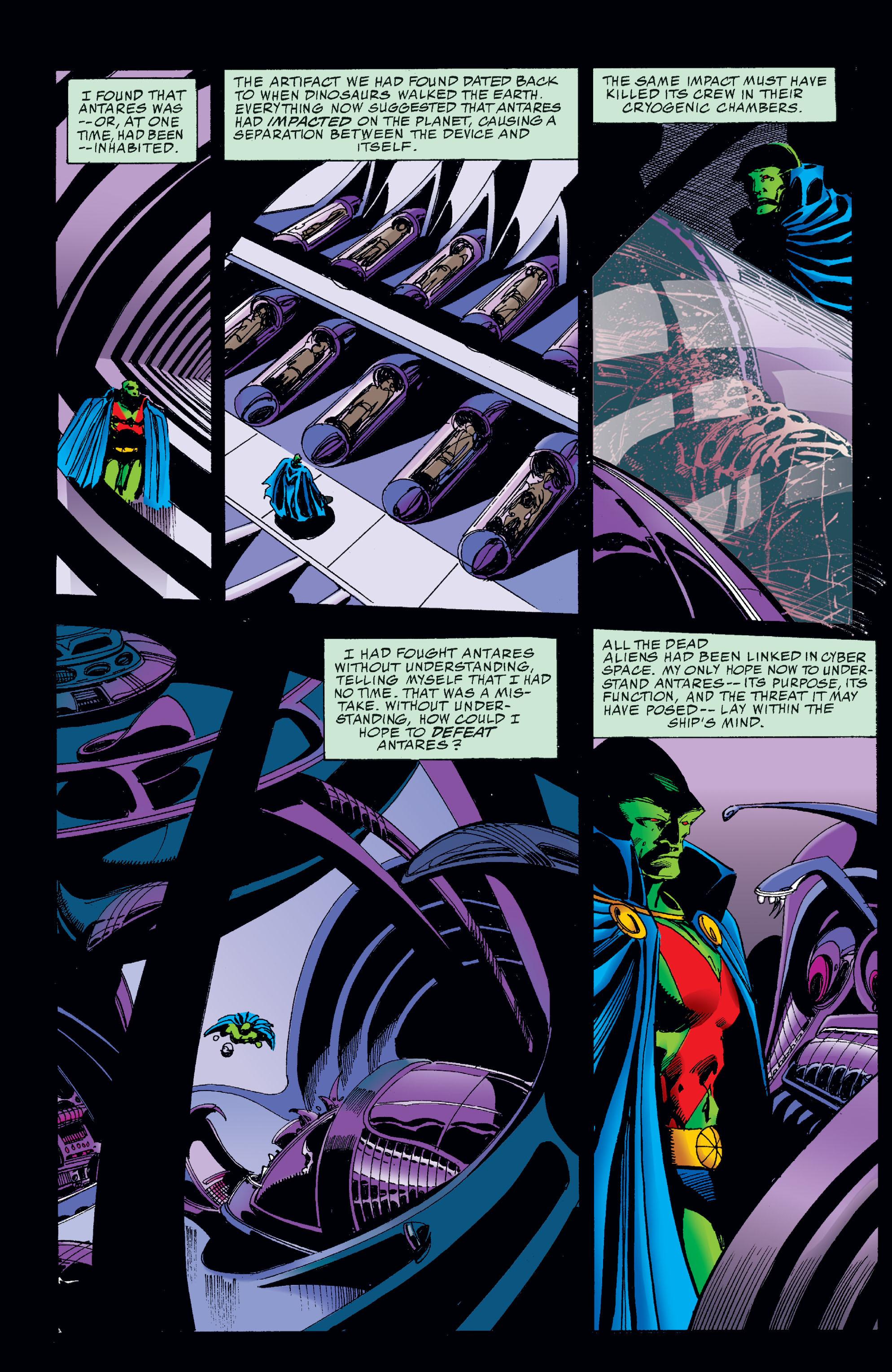 Read online Martian Manhunter: Son of Mars comic -  Issue # TPB - 72