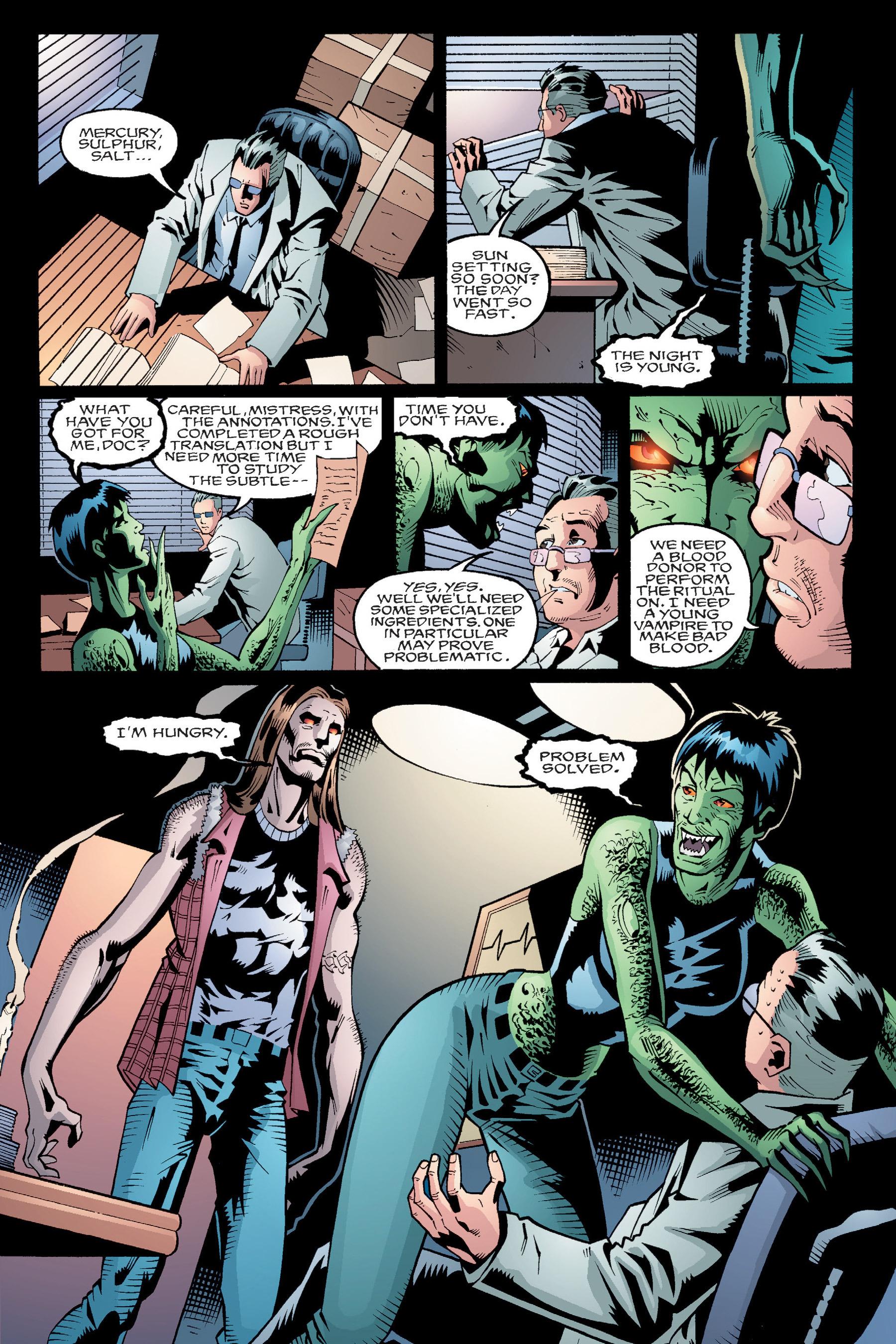 Read online Buffy the Vampire Slayer: Omnibus comic -  Issue # TPB 4 - 60