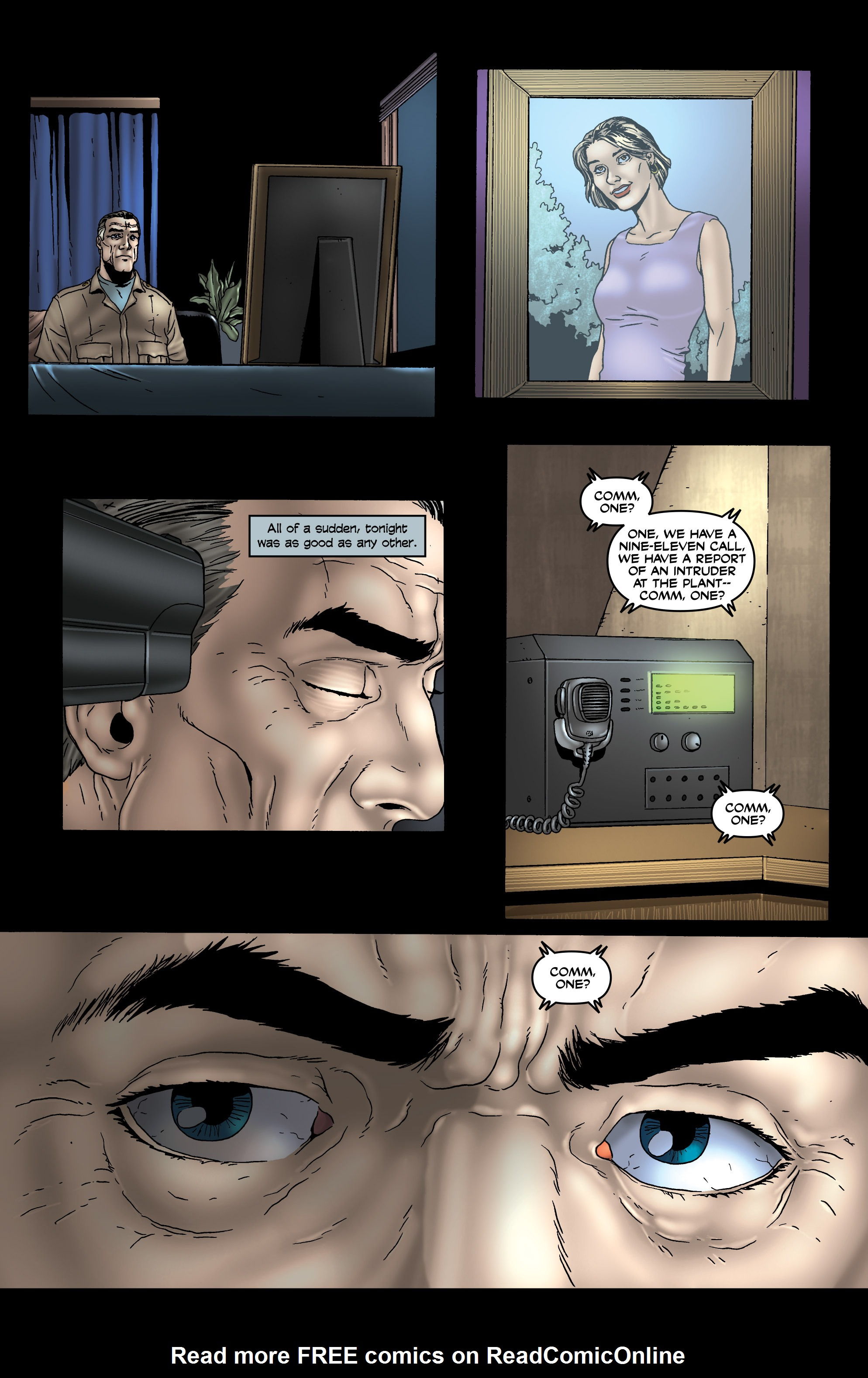 Read online 303 comic -  Issue #4 - 24
