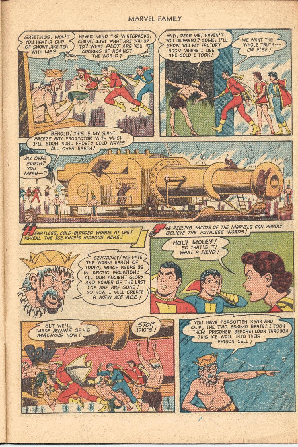 The Marvel Family issue 82 - Page 27