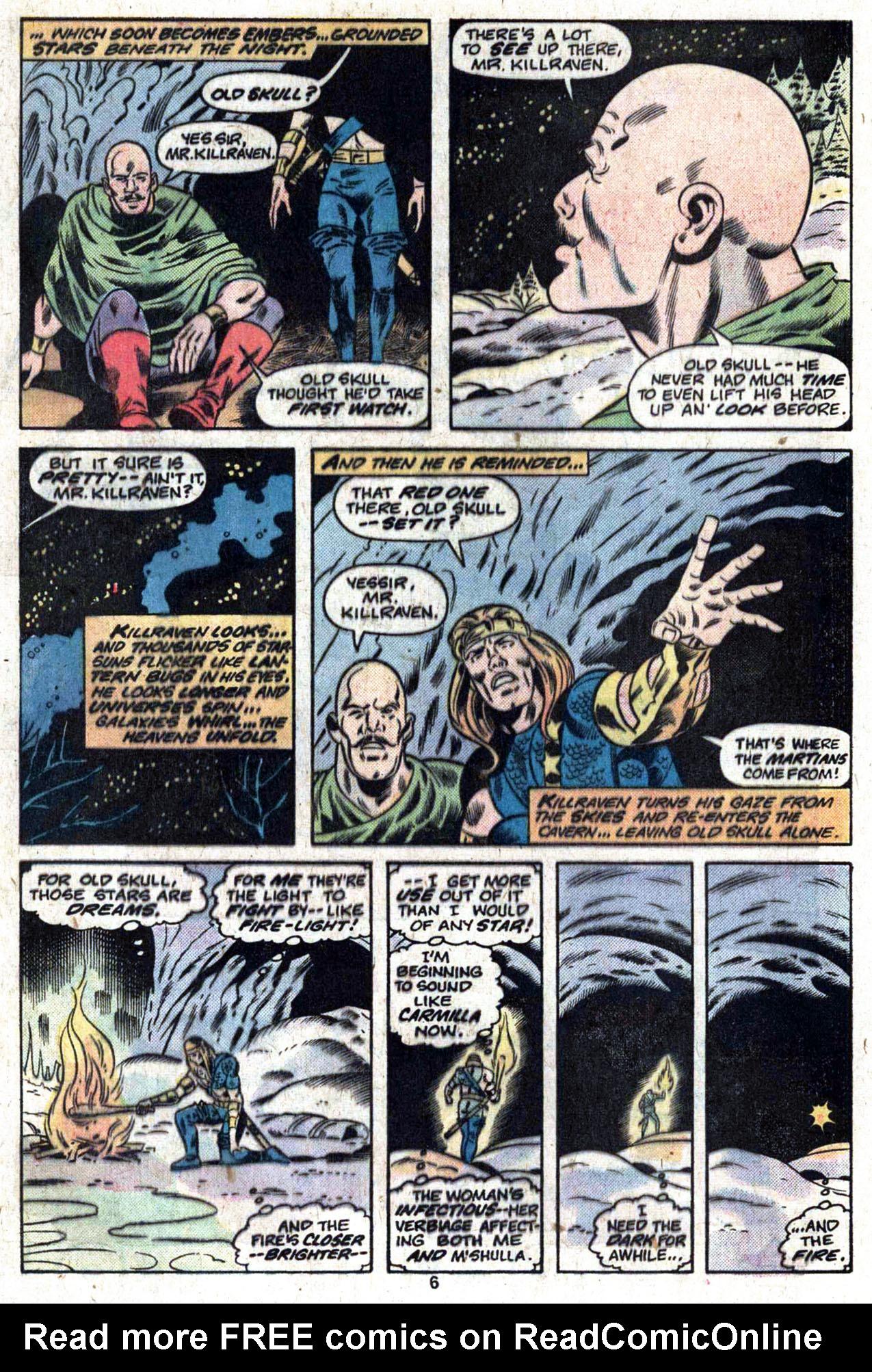 Read online Amazing Adventures (1970) comic -  Issue #33 - 8