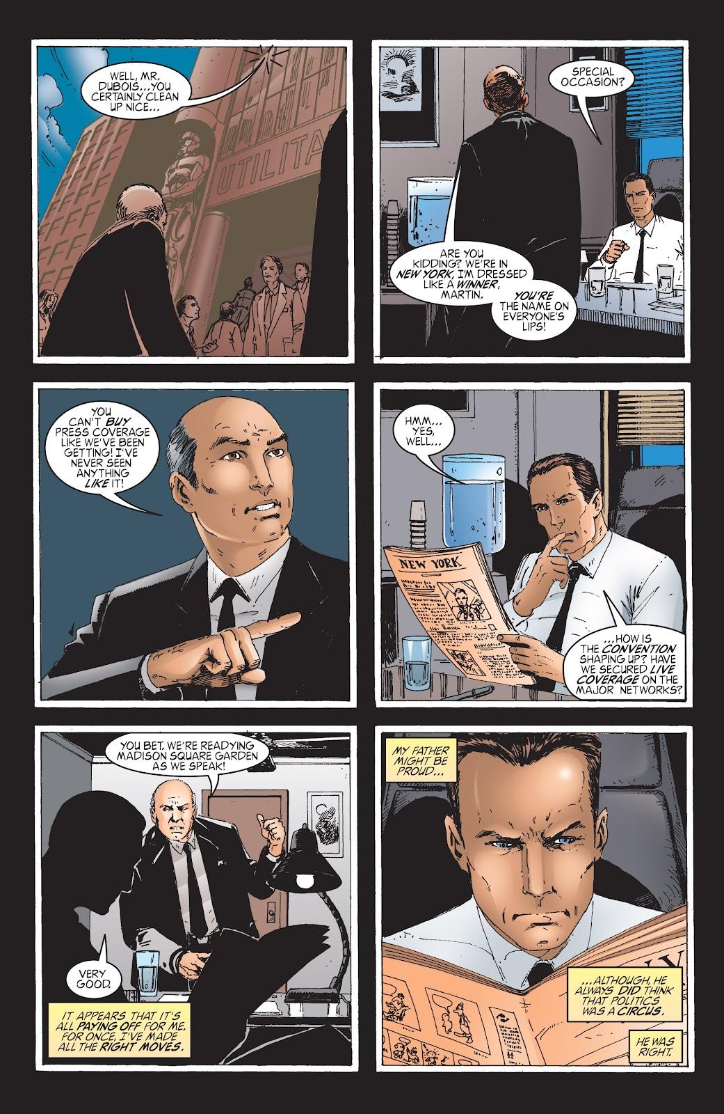 Deathlok (1999) issue 11 - Page 5