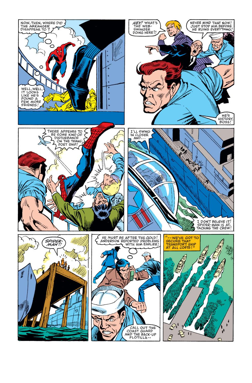 The Amazing Spider-Man (1963) 268 Page 19