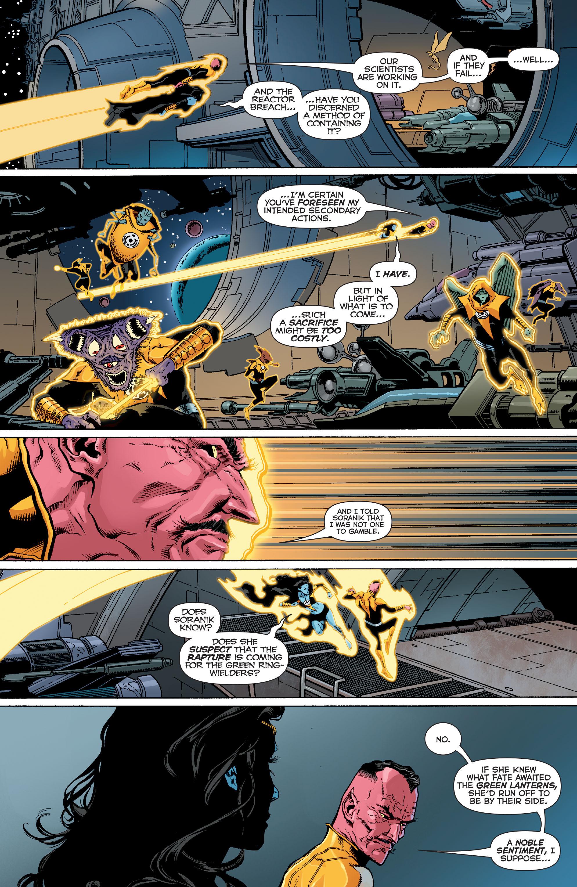 Read online Sinestro comic -  Issue #12 - 8