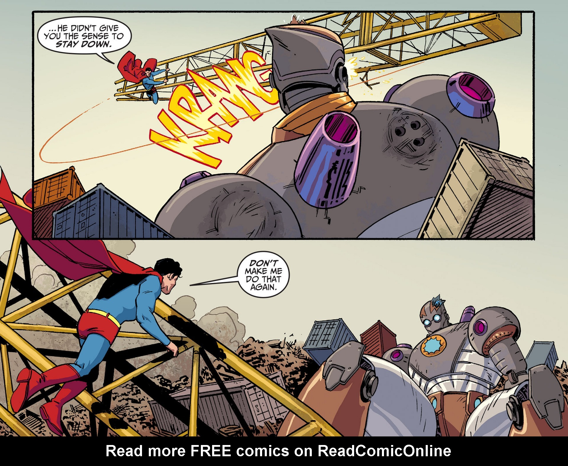 Read online Adventures of Superman [I] comic -  Issue #44 - 10