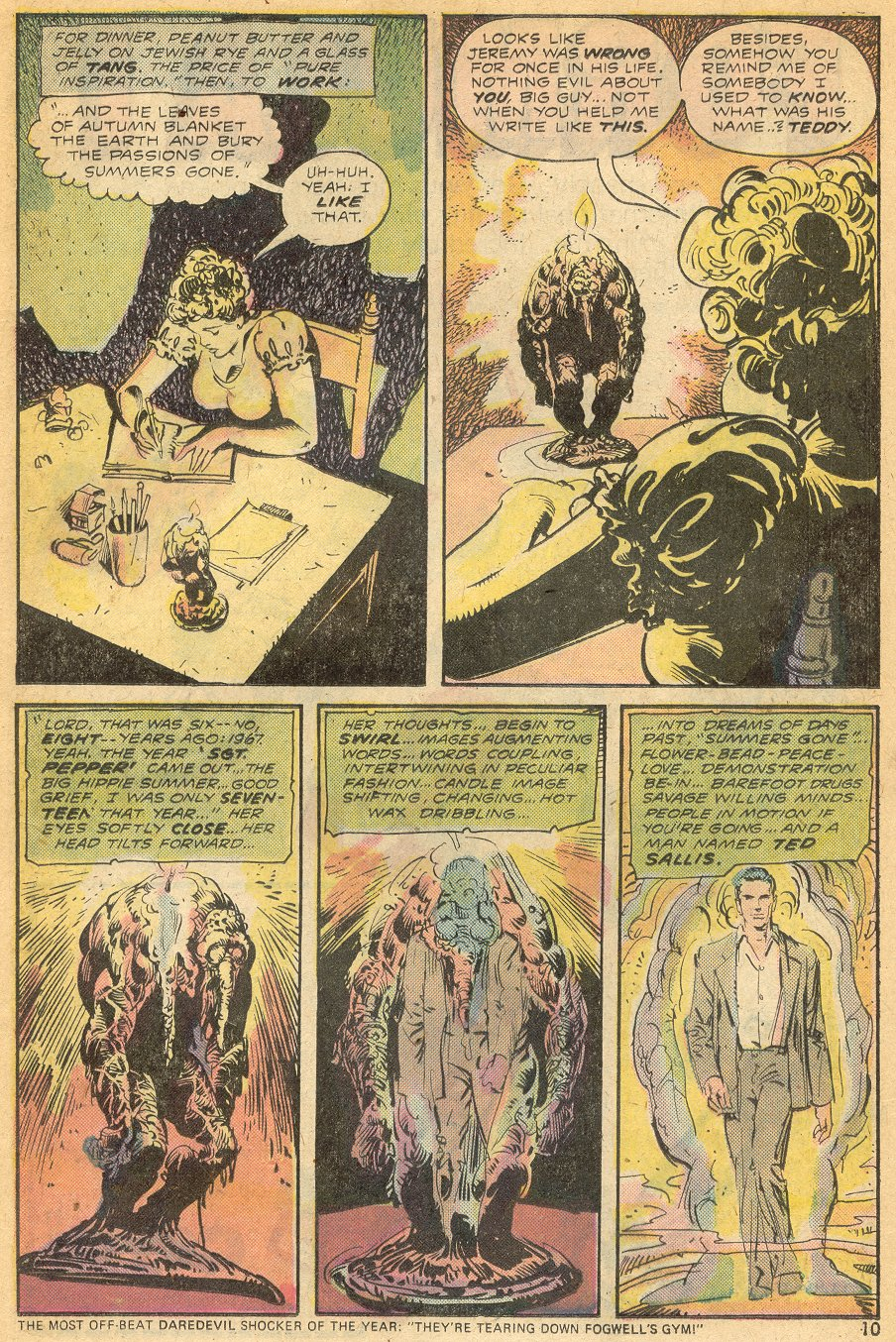 Man-Thing (1974) issue 15 - Page 7
