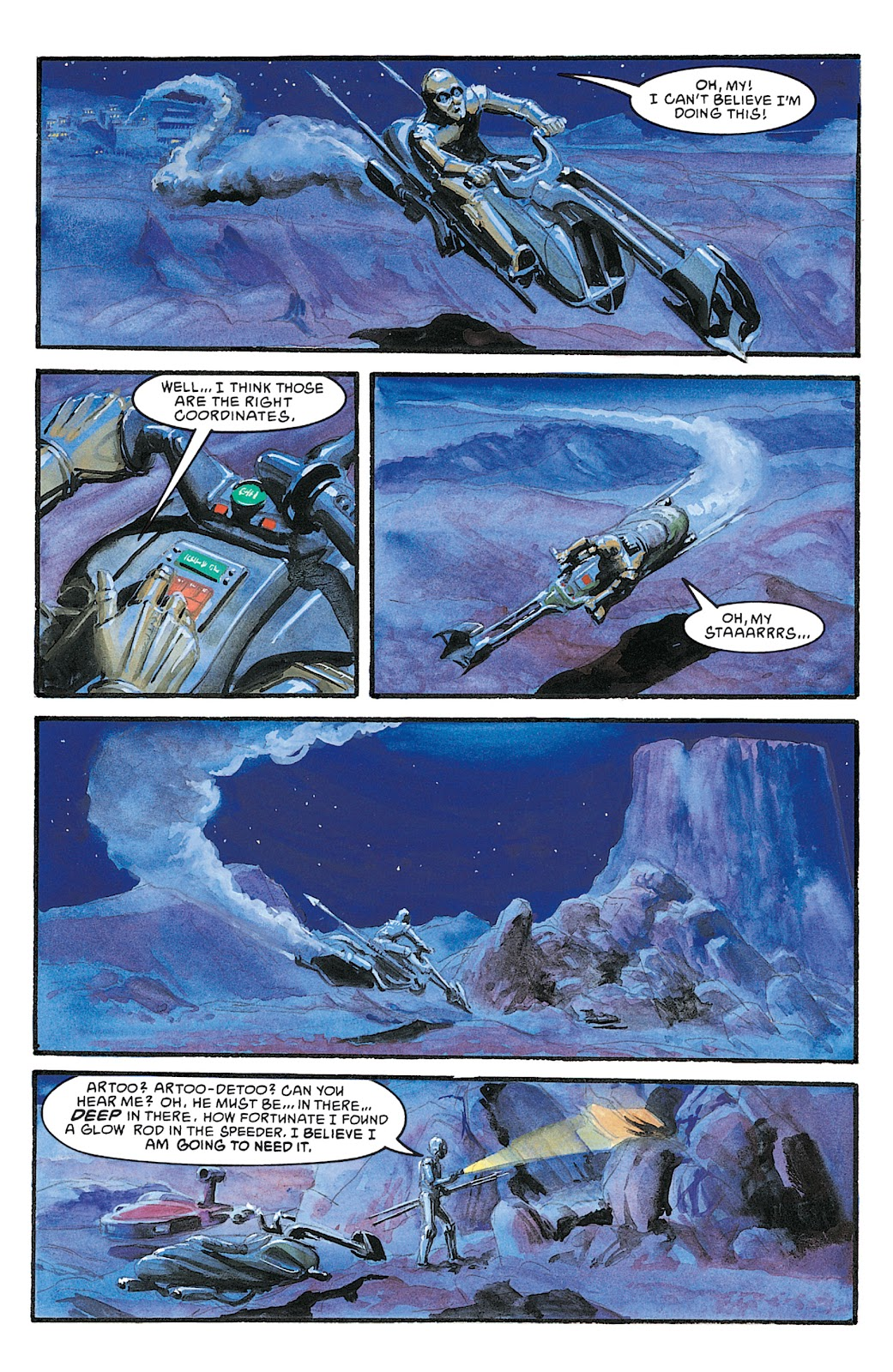 Read online Star Wars Legends Epic Collection: The Empire comic -  Issue # TPB 5 (Part 5) - 19