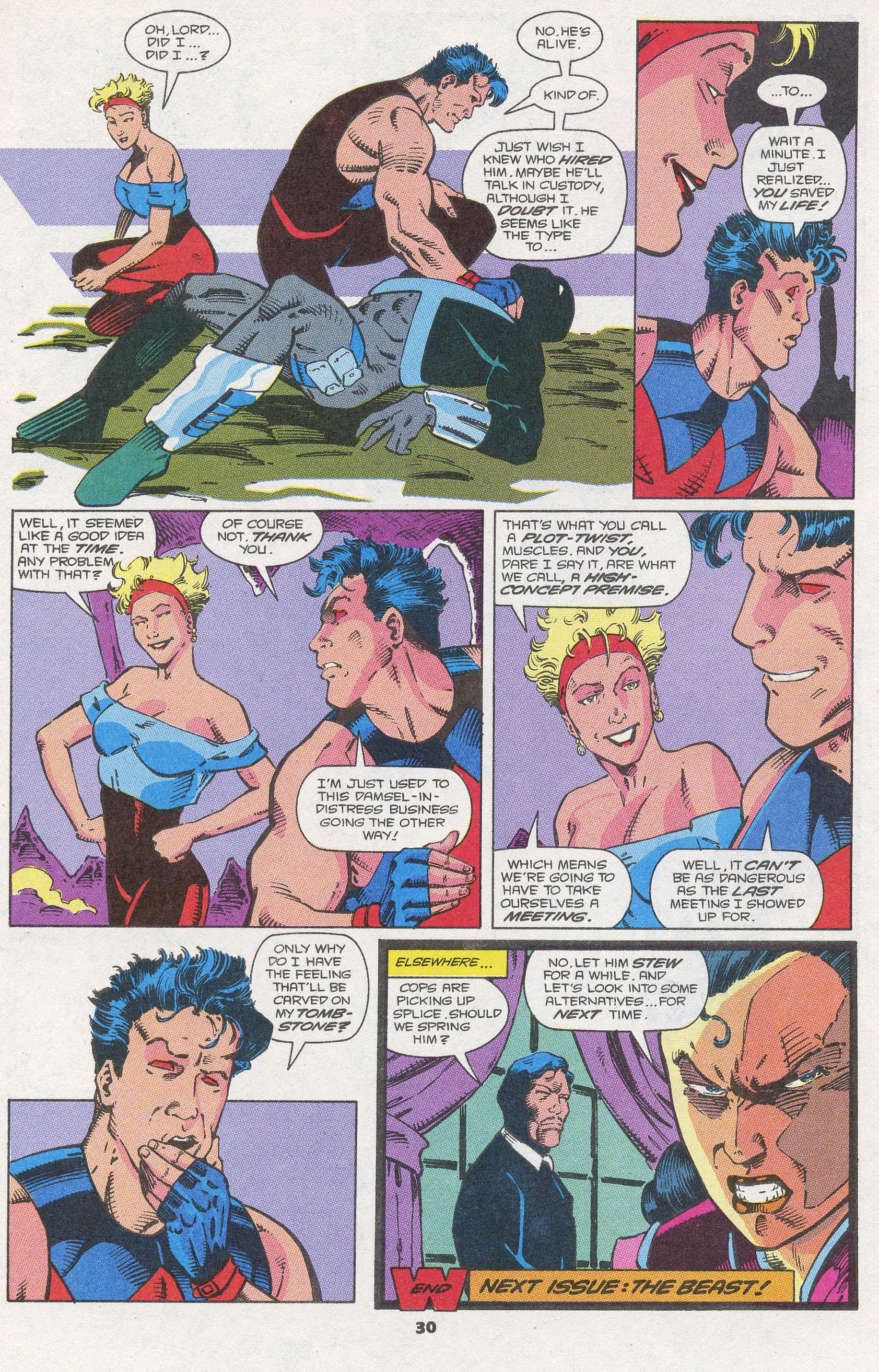 Read online Wonder Man (1991) comic -  Issue #4 - 24