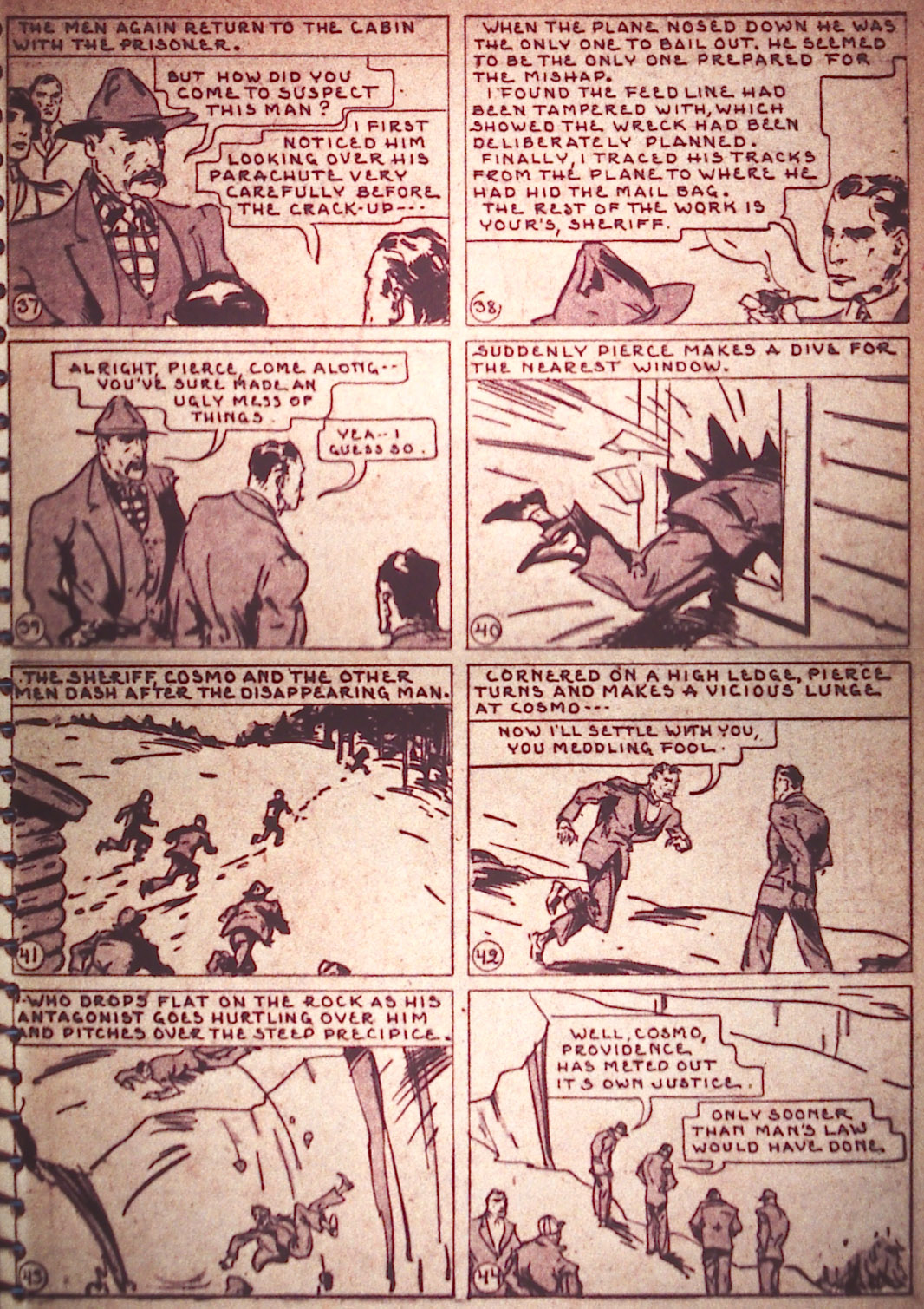 Read online Detective Comics (1937) comic -  Issue #15 - 53