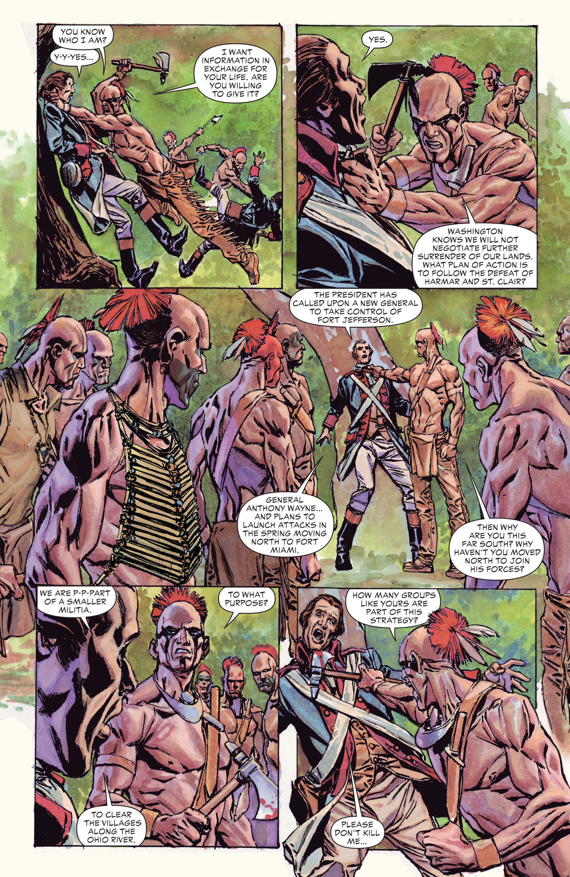 Read online All-Star Western (2011) comic -  Issue #13 - 26
