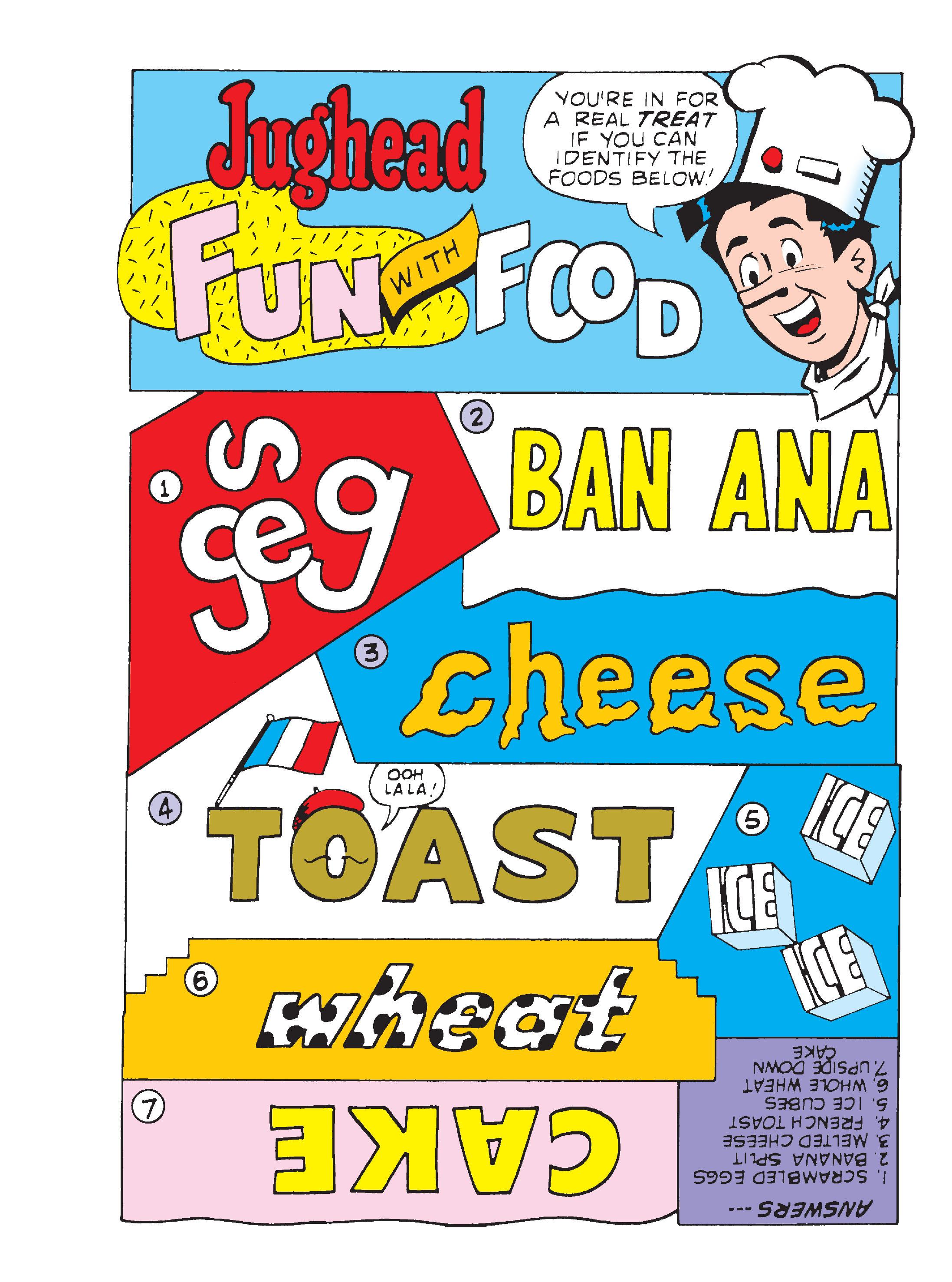 Read online Archie Giant Comics Collection comic -  Issue #Archie Giant Comics Collection TPB (Part 1) - 190