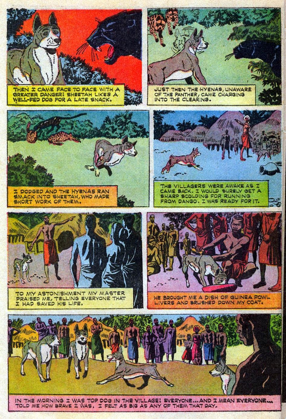 Tarzan (1962) issue 195 - Page 32