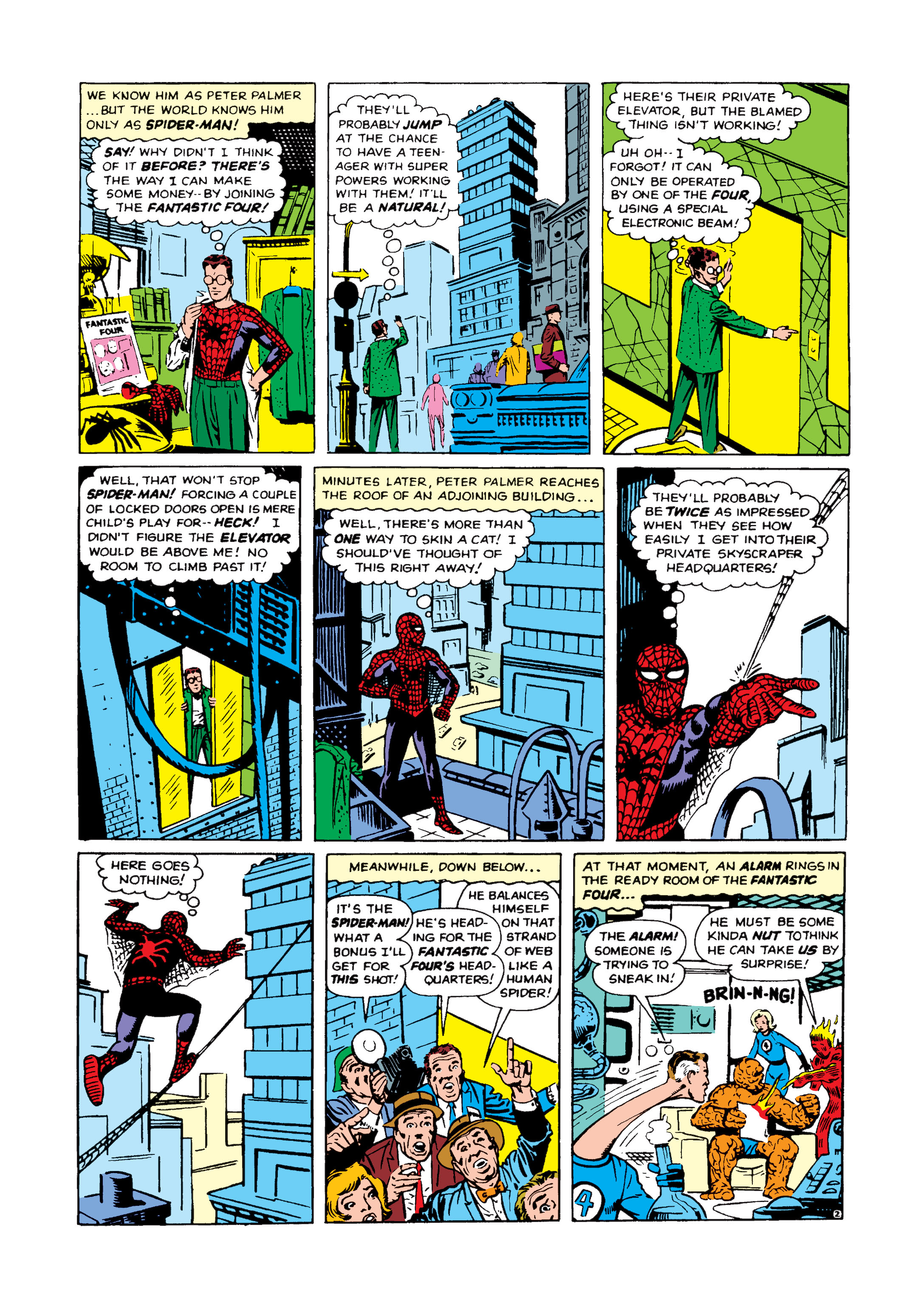 The Amazing Spider-Man (1963) 1 Page 16