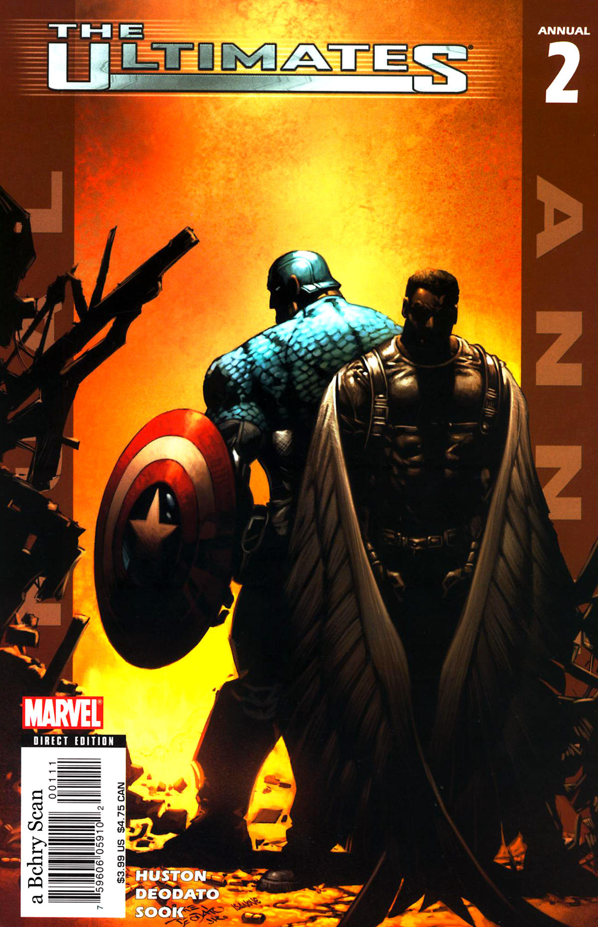 Read online Ultimates 2 comic -  Issue # _Annual 2 - 1
