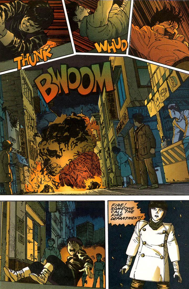 Read online Akira comic -  Issue #1 - 48