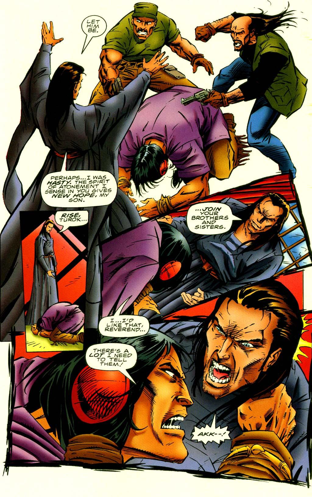 Read online Turok, Dinosaur Hunter (1993) comic -  Issue #42 - 13