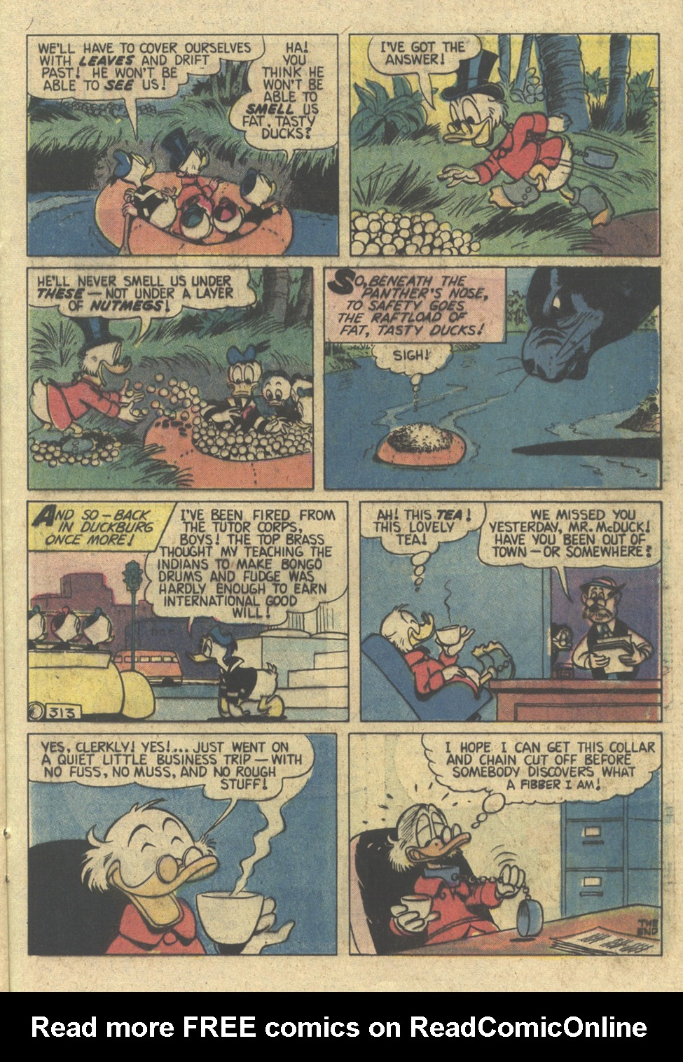 Read online Uncle Scrooge (1953) comic -  Issue #176 - 25