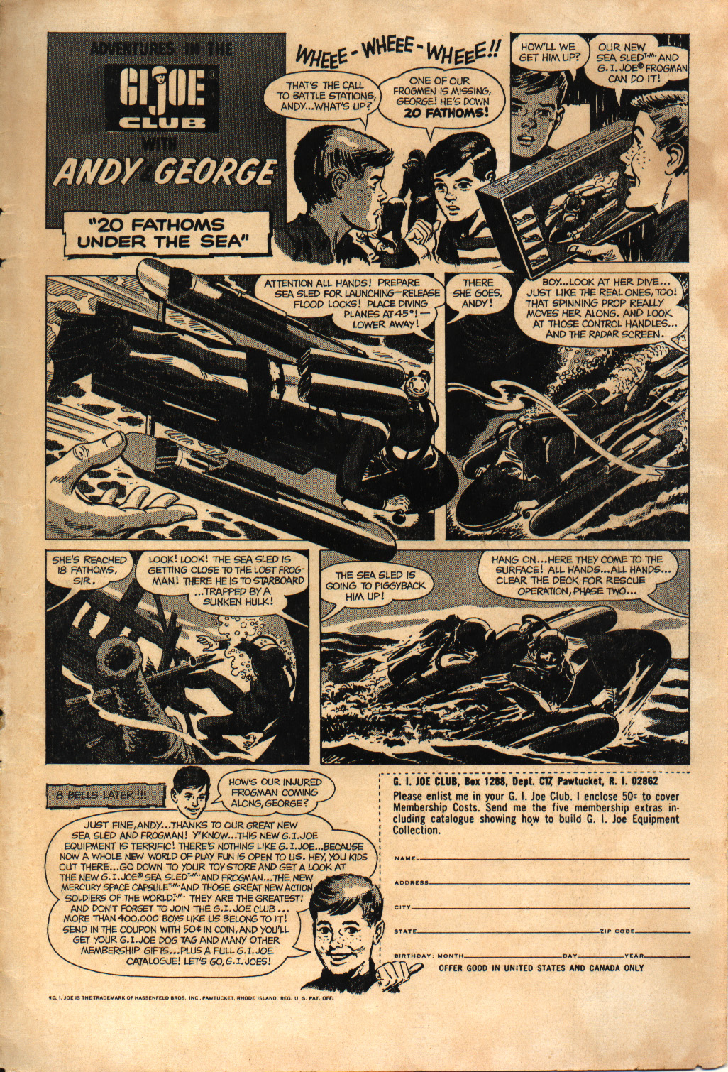 Read online Adventure Comics (1938) comic -  Issue #352 - 35
