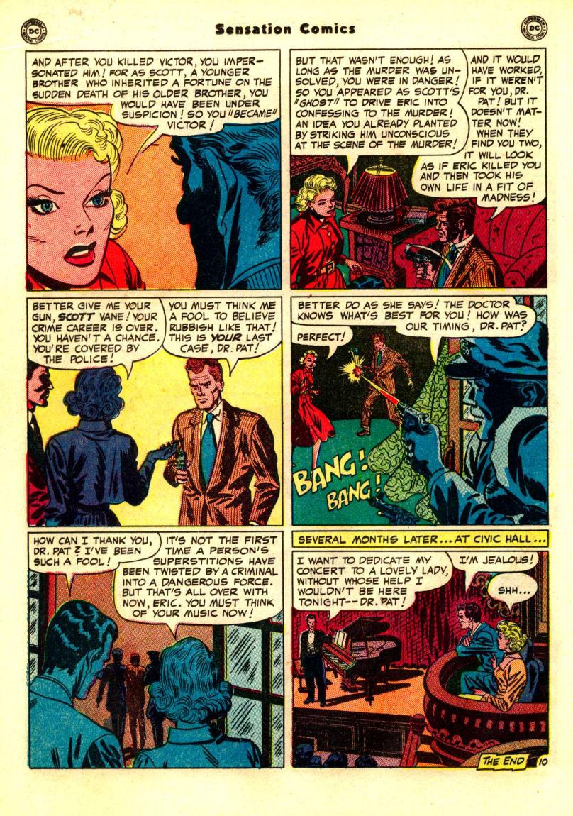 Read online Sensation (Mystery) Comics comic -  Issue #99 - 26