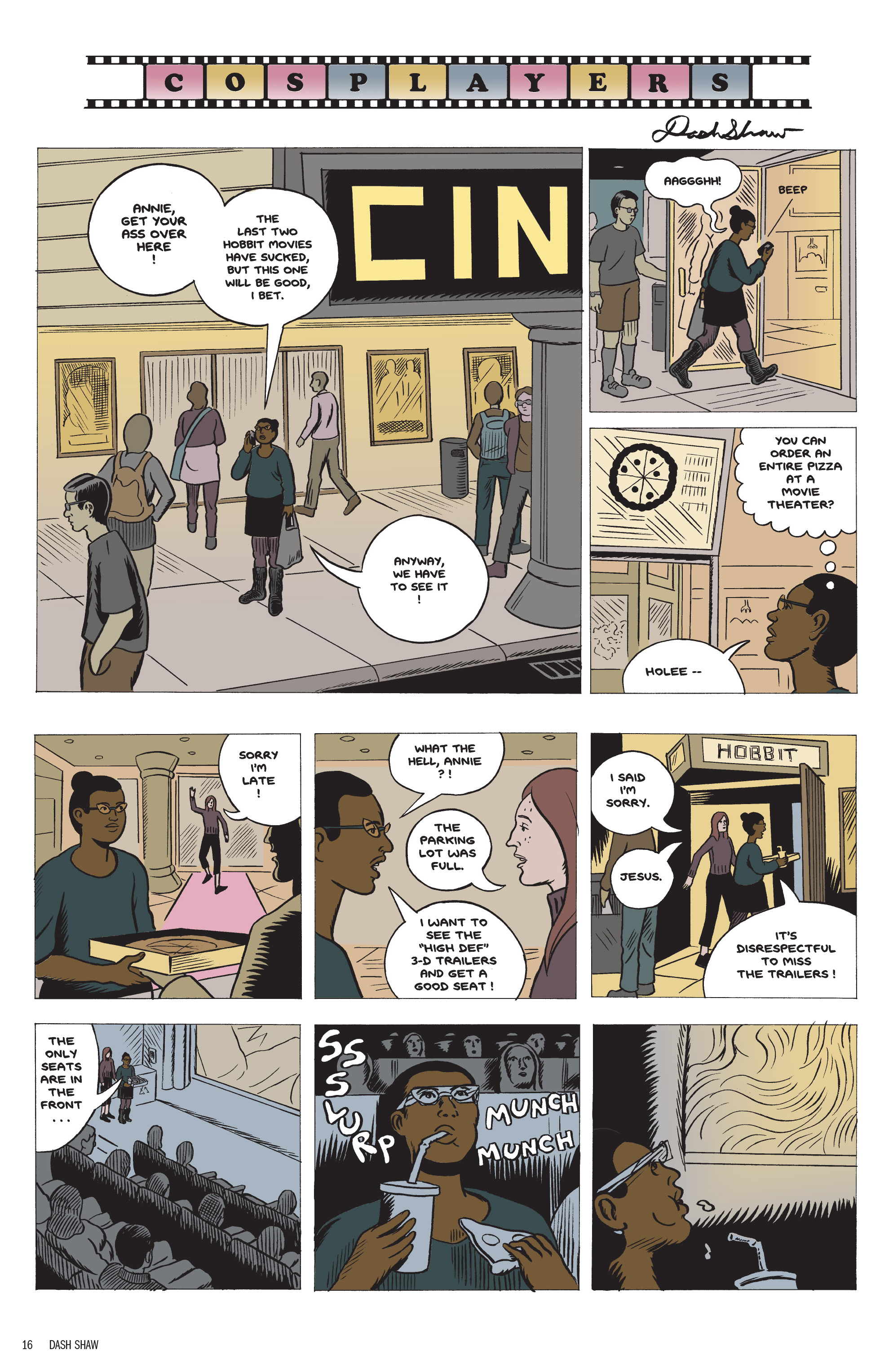 Read online Free Comic Book Day 2017 comic -  Issue # World's Greatest Cartoonists - 17