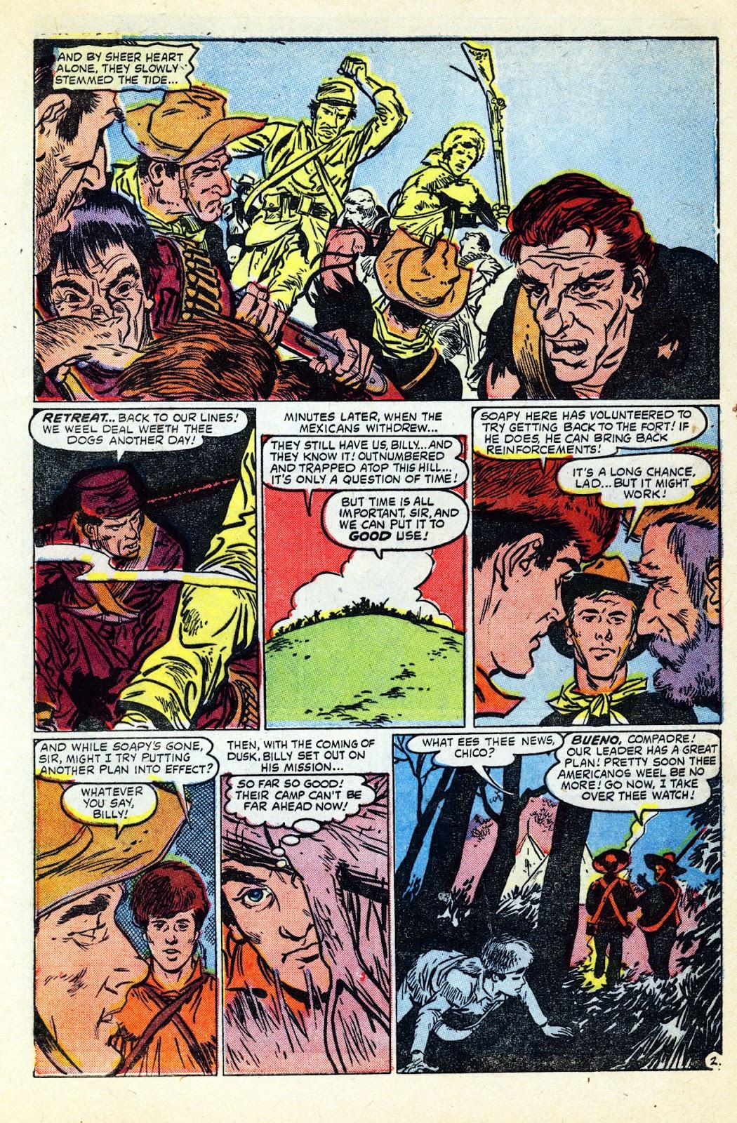 Gunsmoke Western issue 32 - Page 29
