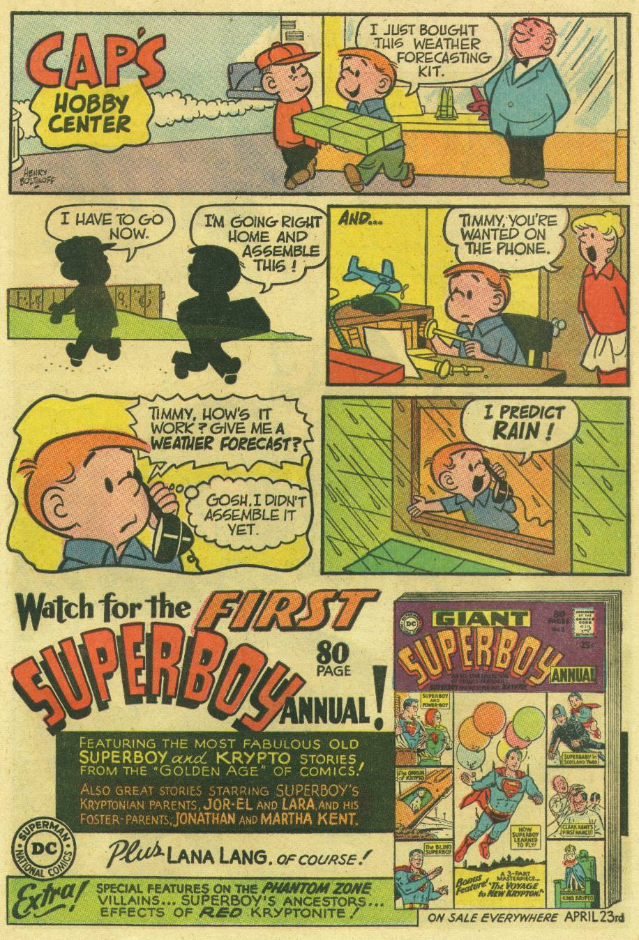 Read online Aquaman (1962) comic -  Issue #16 - 13