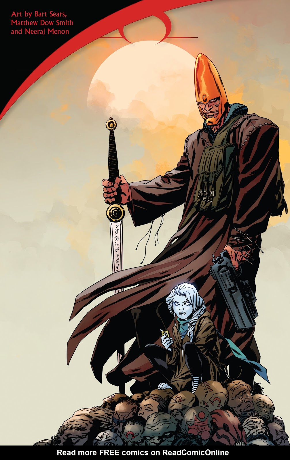 Read online Giantkillers One-Shot comic -  Issue # Full - 49
