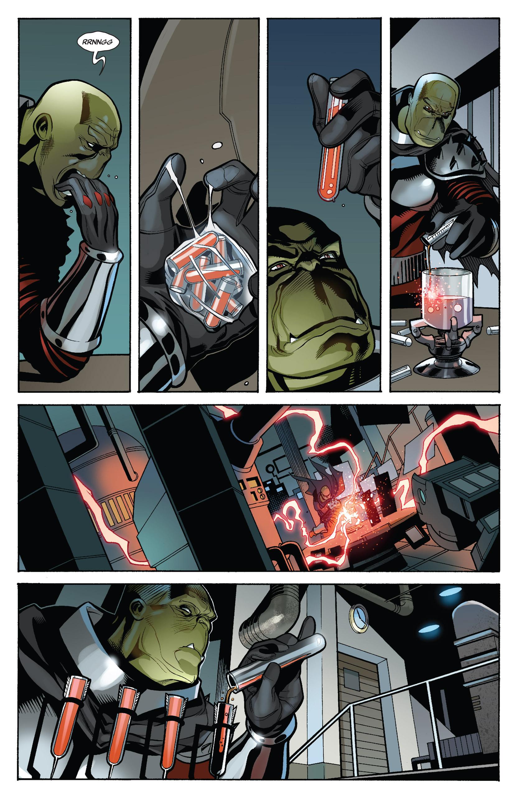 Read online Uncanny X-Men (1963) comic -  Issue #536 - 20