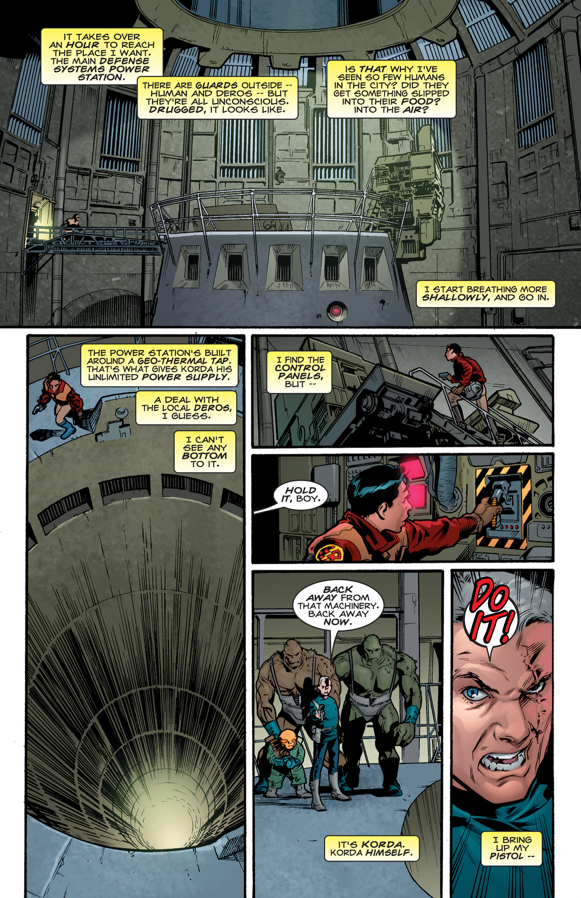 Read online Shockrockets comic -  Issue # TPB - 143