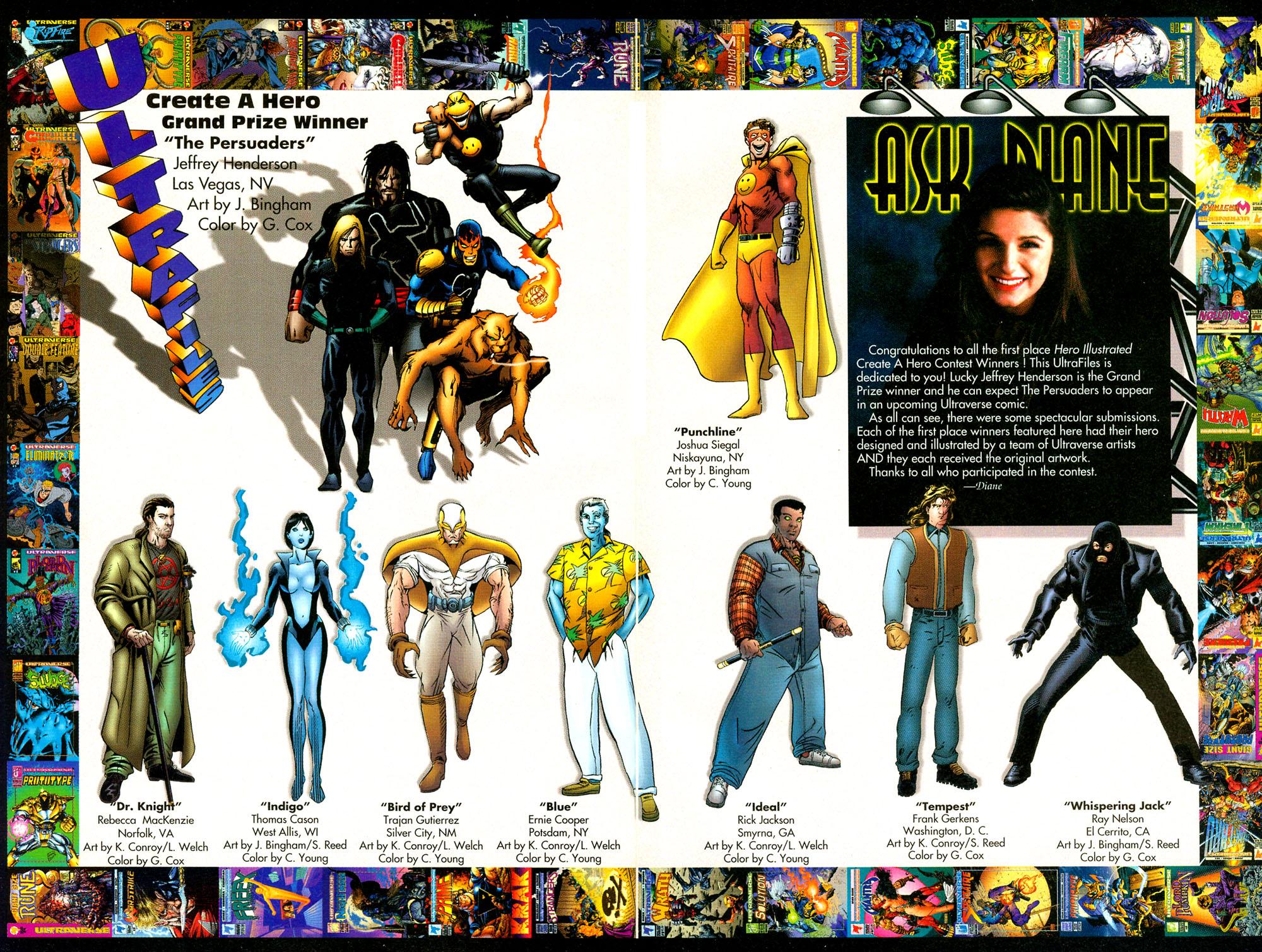 Read online UltraForce (1994) comic -  Issue #5 - 28