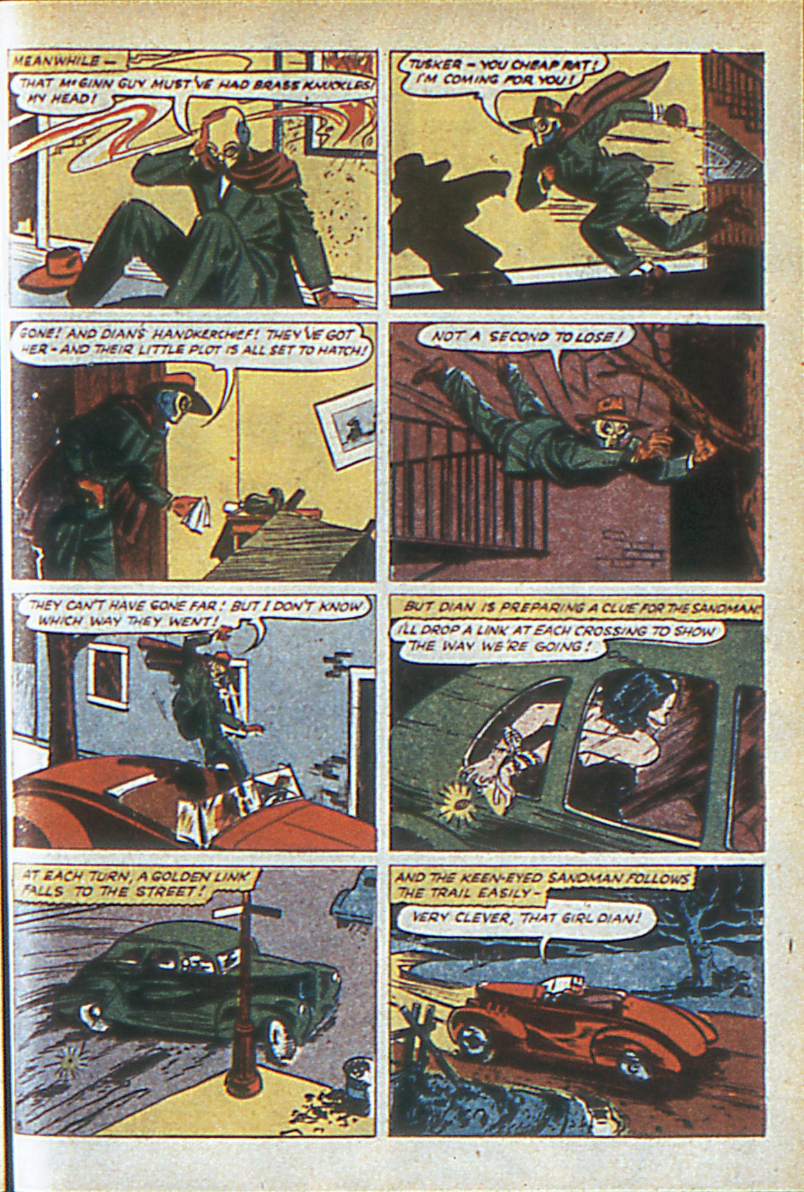 Read online Adventure Comics (1938) comic -  Issue #60 - 64