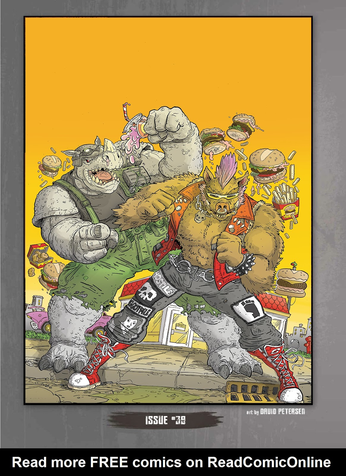Read online Teenage Mutant Ninja Turtles: The IDW Collection comic -  Issue # TPB 5 (Part 2) - 25