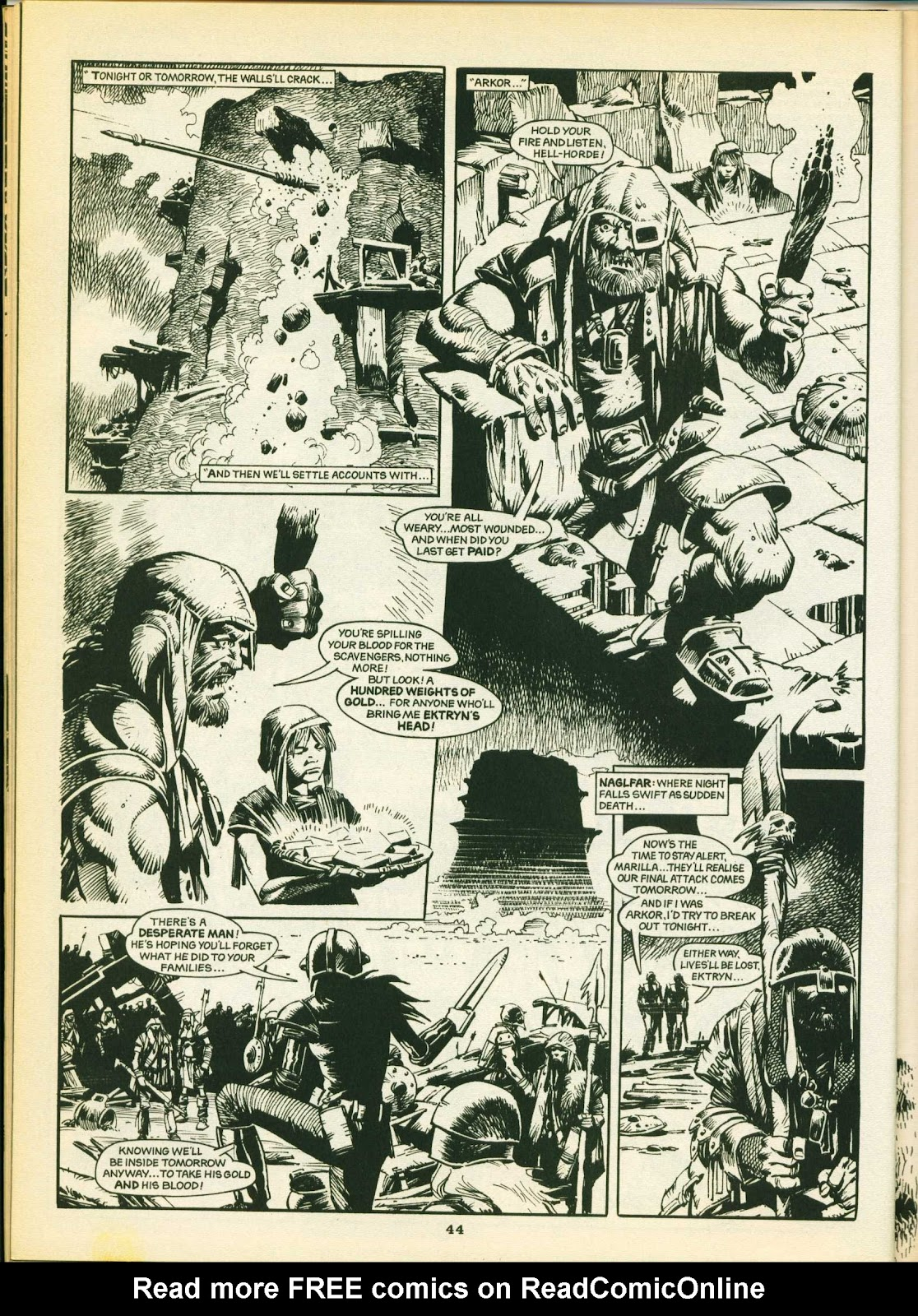 Warrior Issue #14 #15 - English 44
