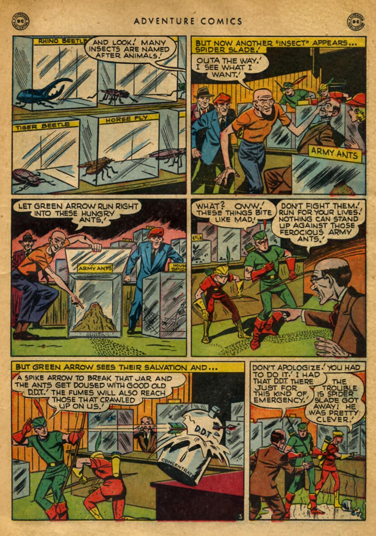 Read online Adventure Comics (1938) comic -  Issue #141 - 17
