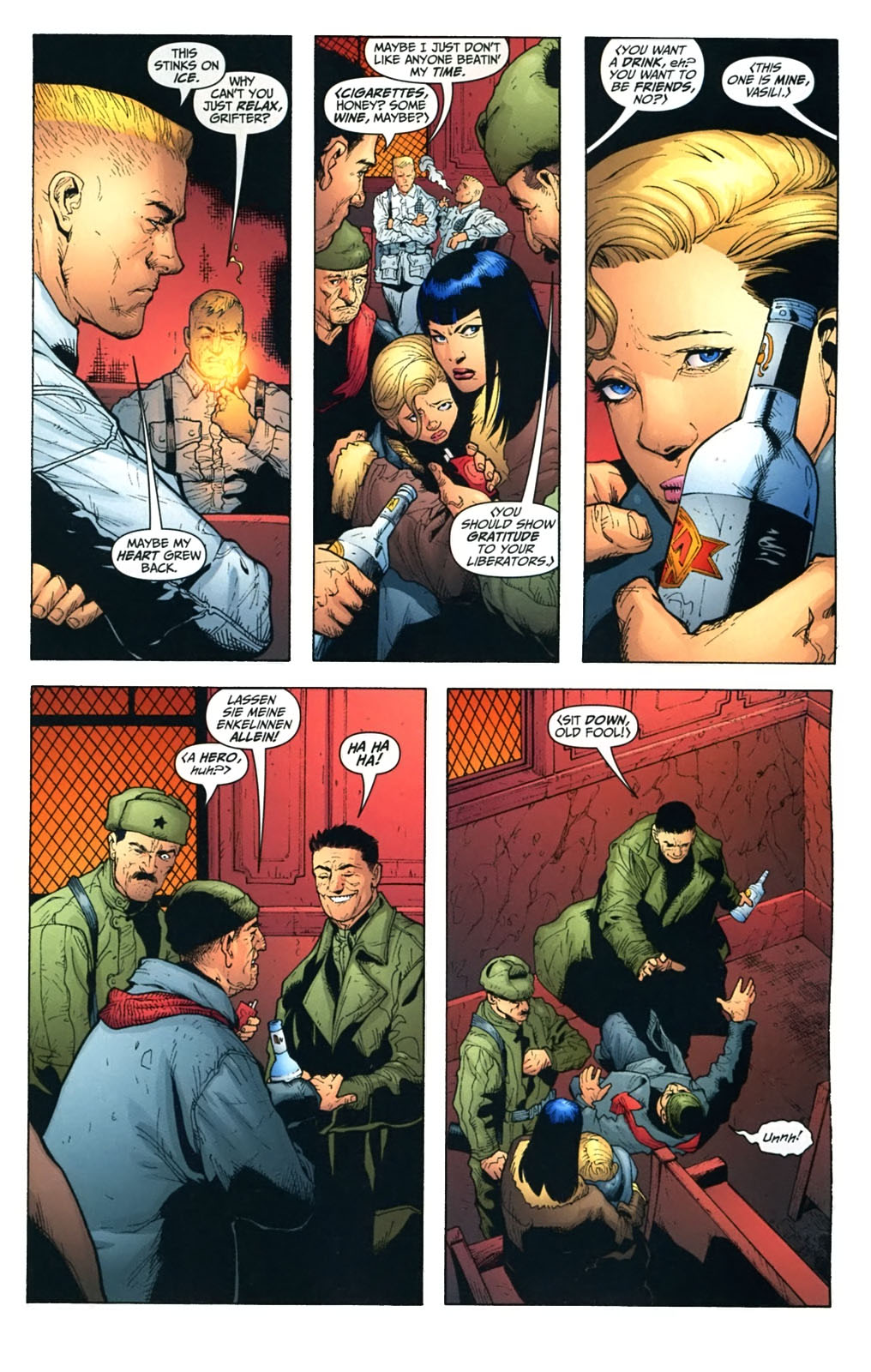 Team Zero Issue #4 #4 - English 10