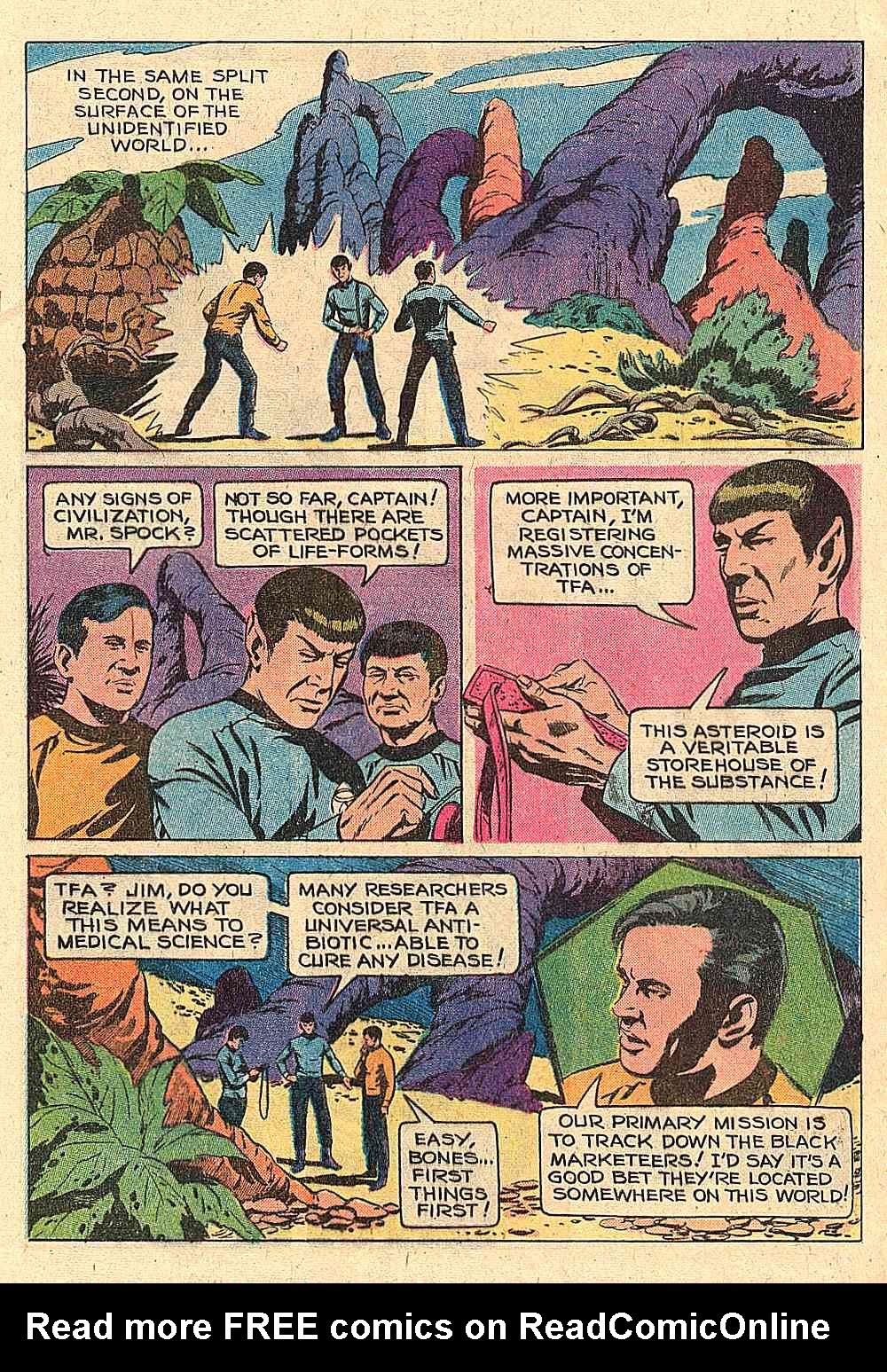 Star Trek (1967) issue 52 - Page 4